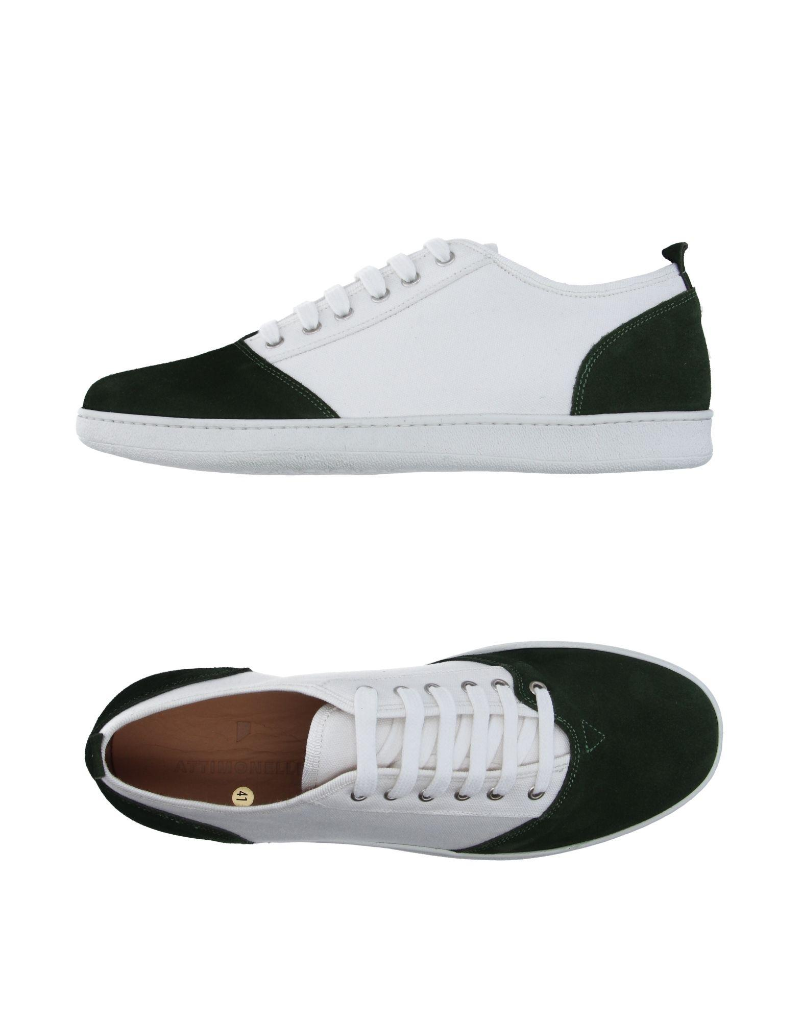 FOOTWEAR - Low-tops & sneakers ATTIMONELLIS For Nice For Sale Outlet Excellent Lu93Yl