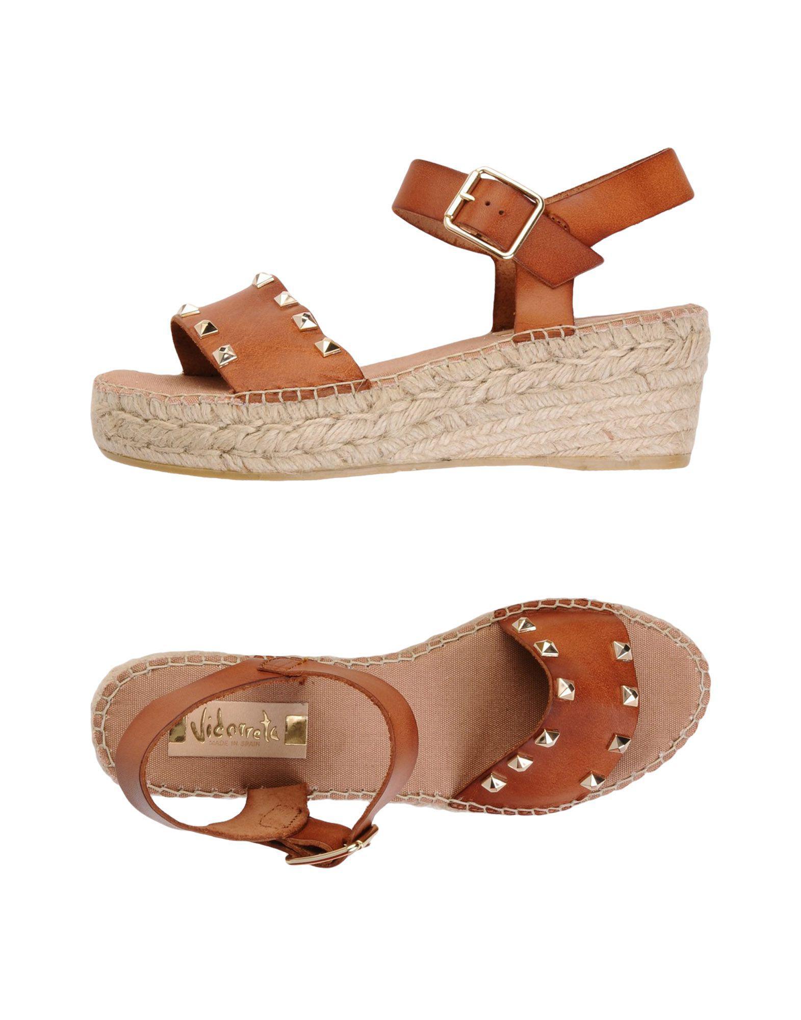 67f1412afba Lyst - Vidorreta Sandals in Brown