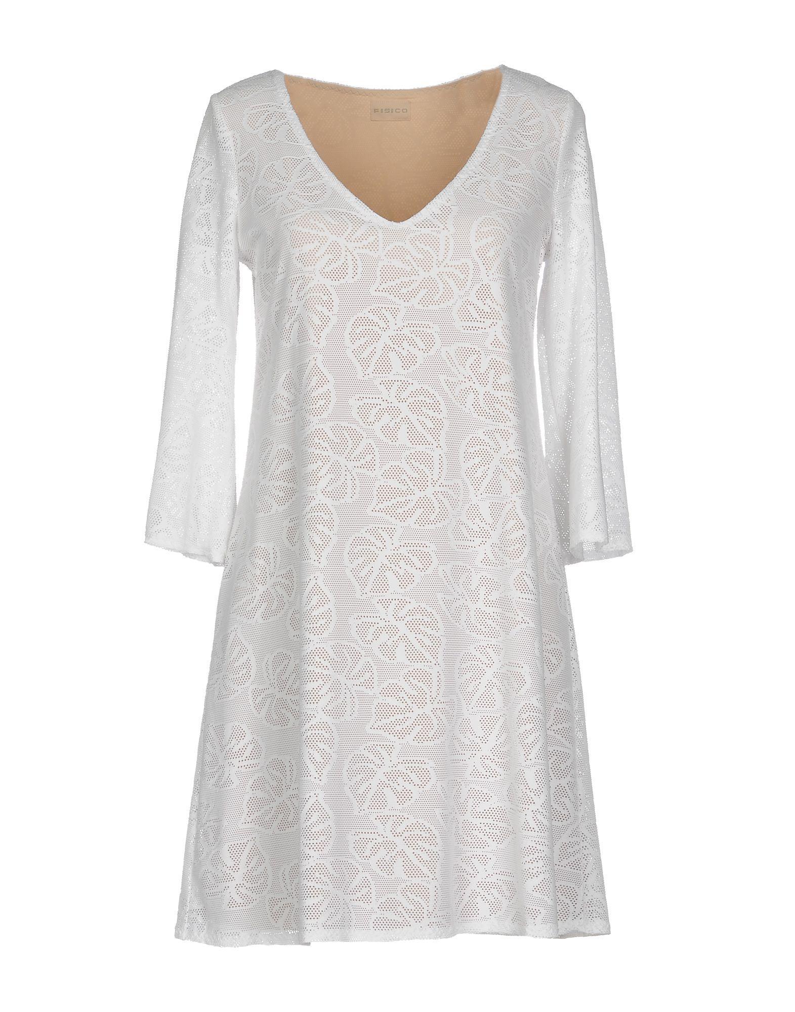 DRESSES - Short dresses Fisico YIPbbCg