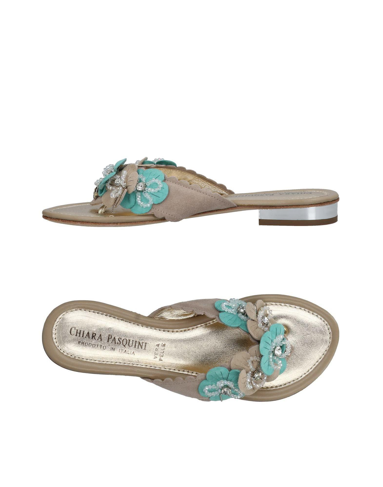FOOTWEAR - Toe post sandals Chiara Pasquini 1i23XSop