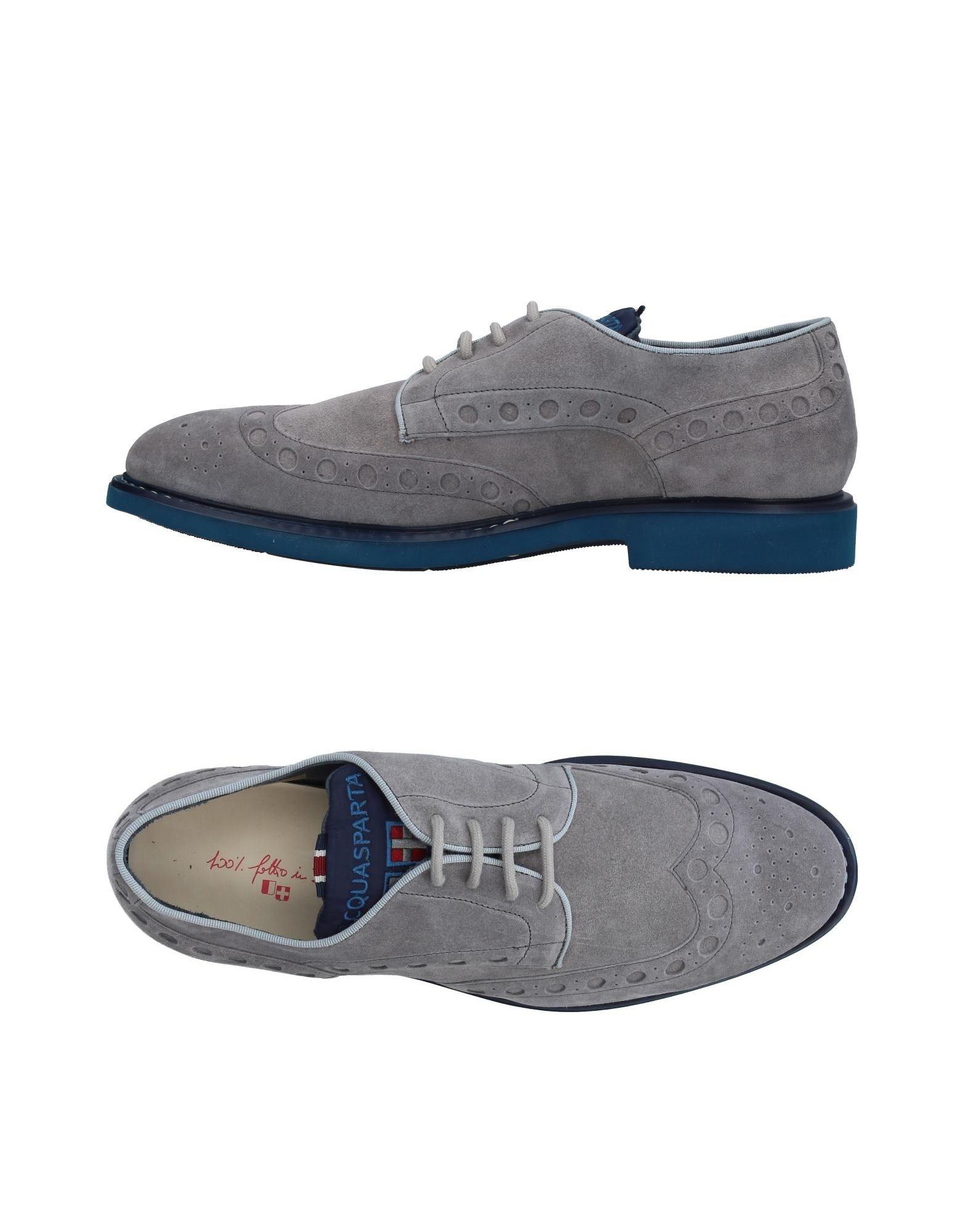 Shoe D'Acquasparta Men up Lace for in Gray Lyst ZwrwEq