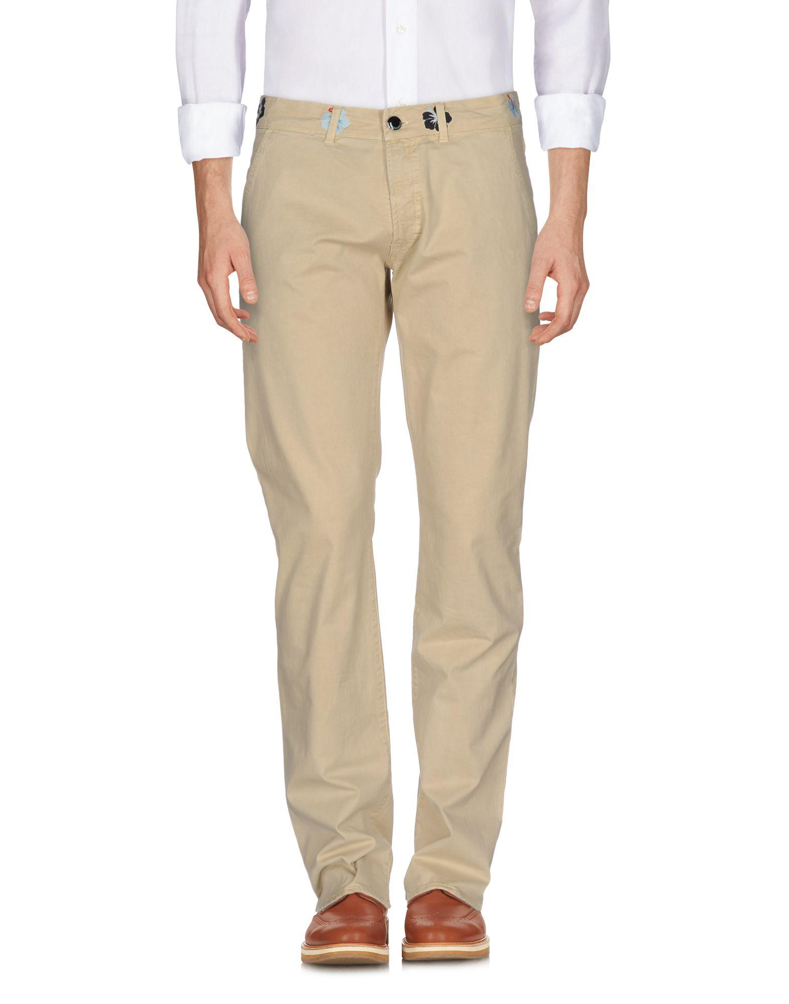 TROUSERS - Casual trousers Hydrogen Discount Cheapest Cheap Release Dates Exclusive For Sale vMprF