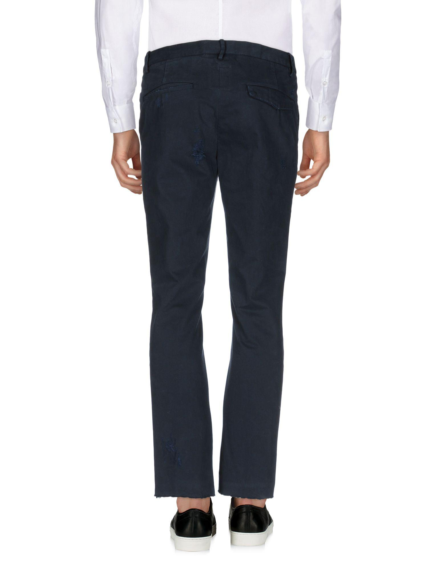 TROUSERS - Casual trousers Roundel London 0XRk4PStc