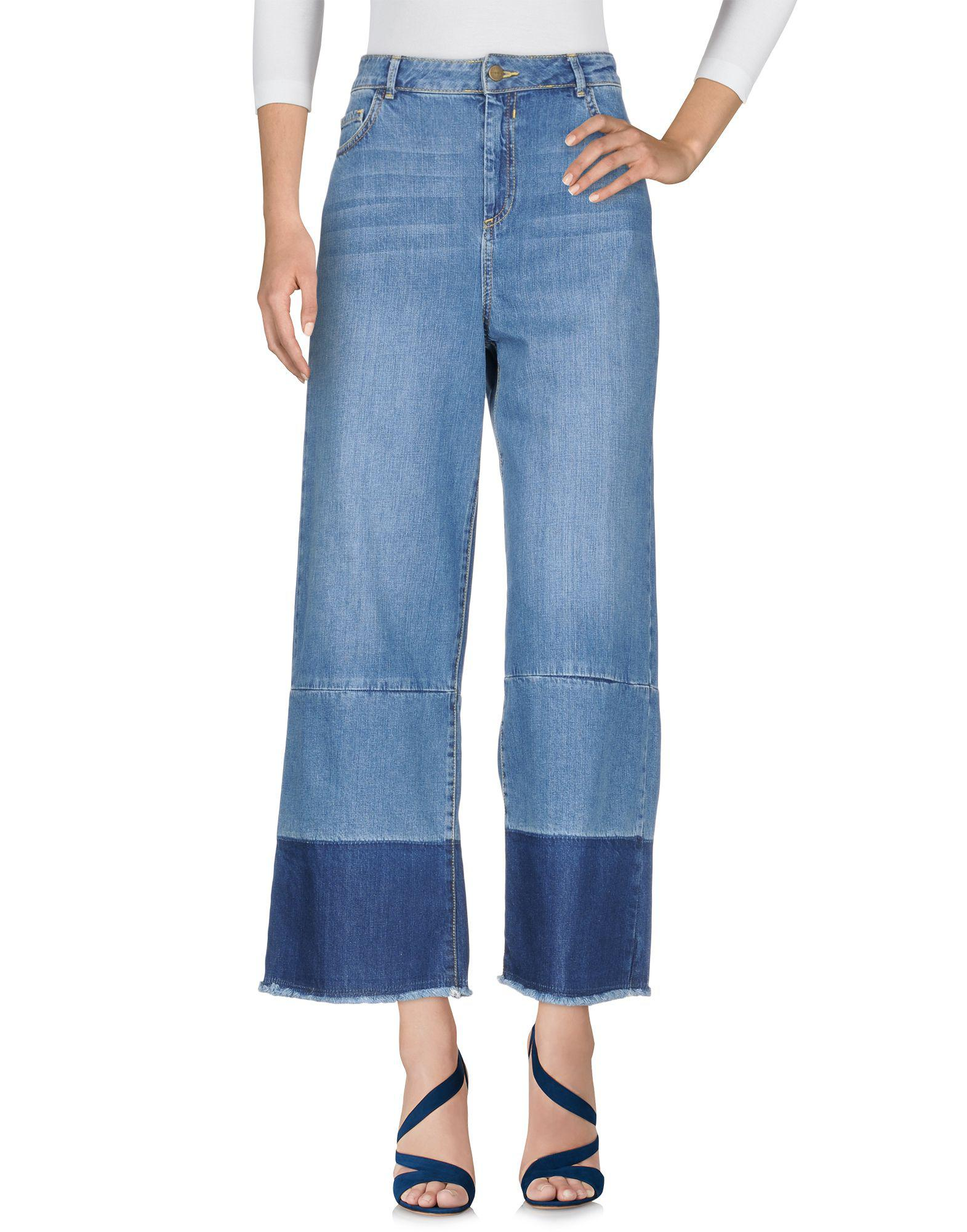 Visit New Cheap Price With Paypal Cheap Online DENIM - Denim trousers Intropia Cheap Sast Buy Cheap 100% Authentic tHZvyzDZ