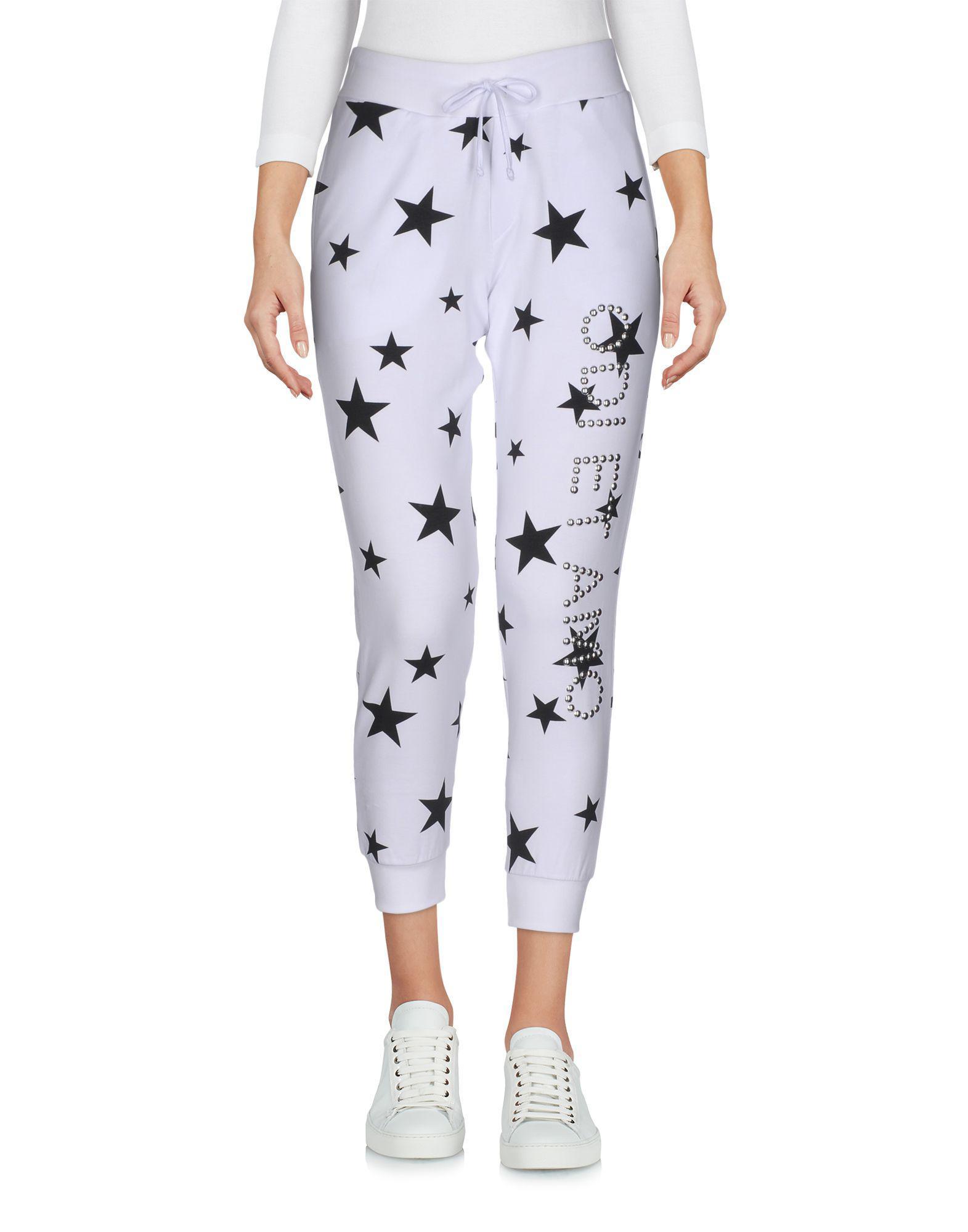TROUSERS - 3/4-length trousers Odi Et Amo qAw4uzK