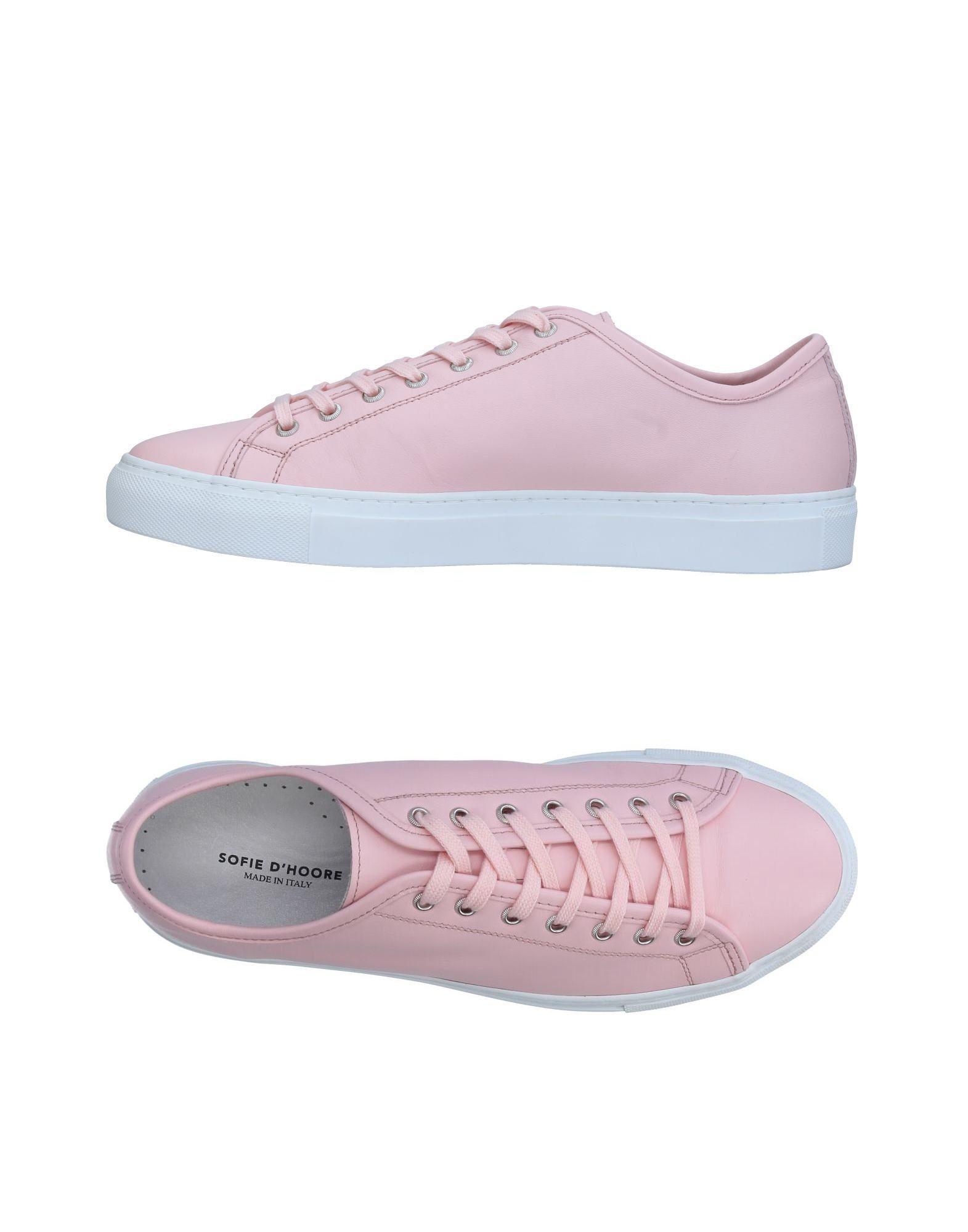 FOOTWEAR - Low-tops & sneakers Sofie D´hoore 72o2rYyiM5