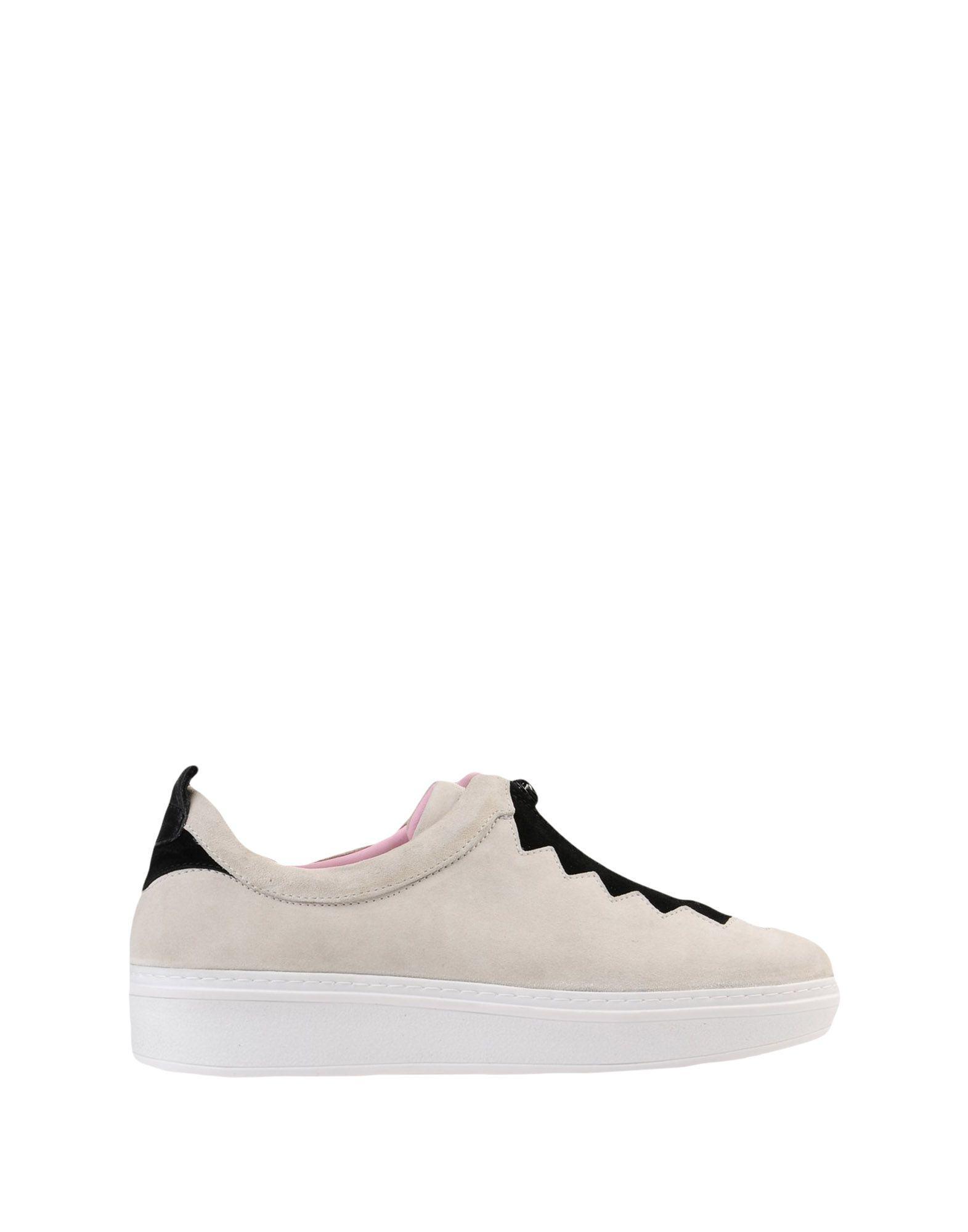 reputable site 5b83c c7f0b maison-shoeshibar-Ivory-Low-tops-Sneakers.jpeg
