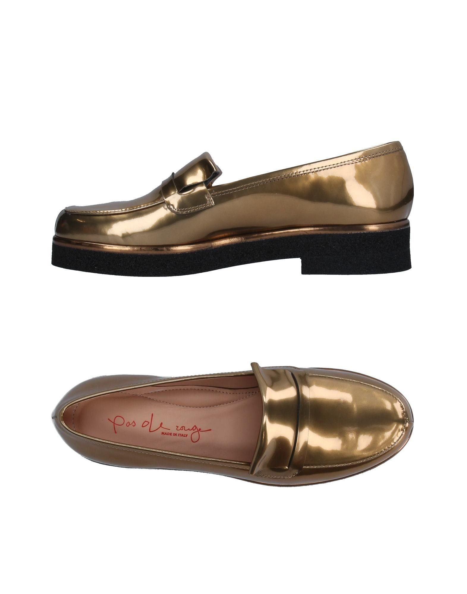 Footwear - Loafers Pas De Rouge FQoqxinw
