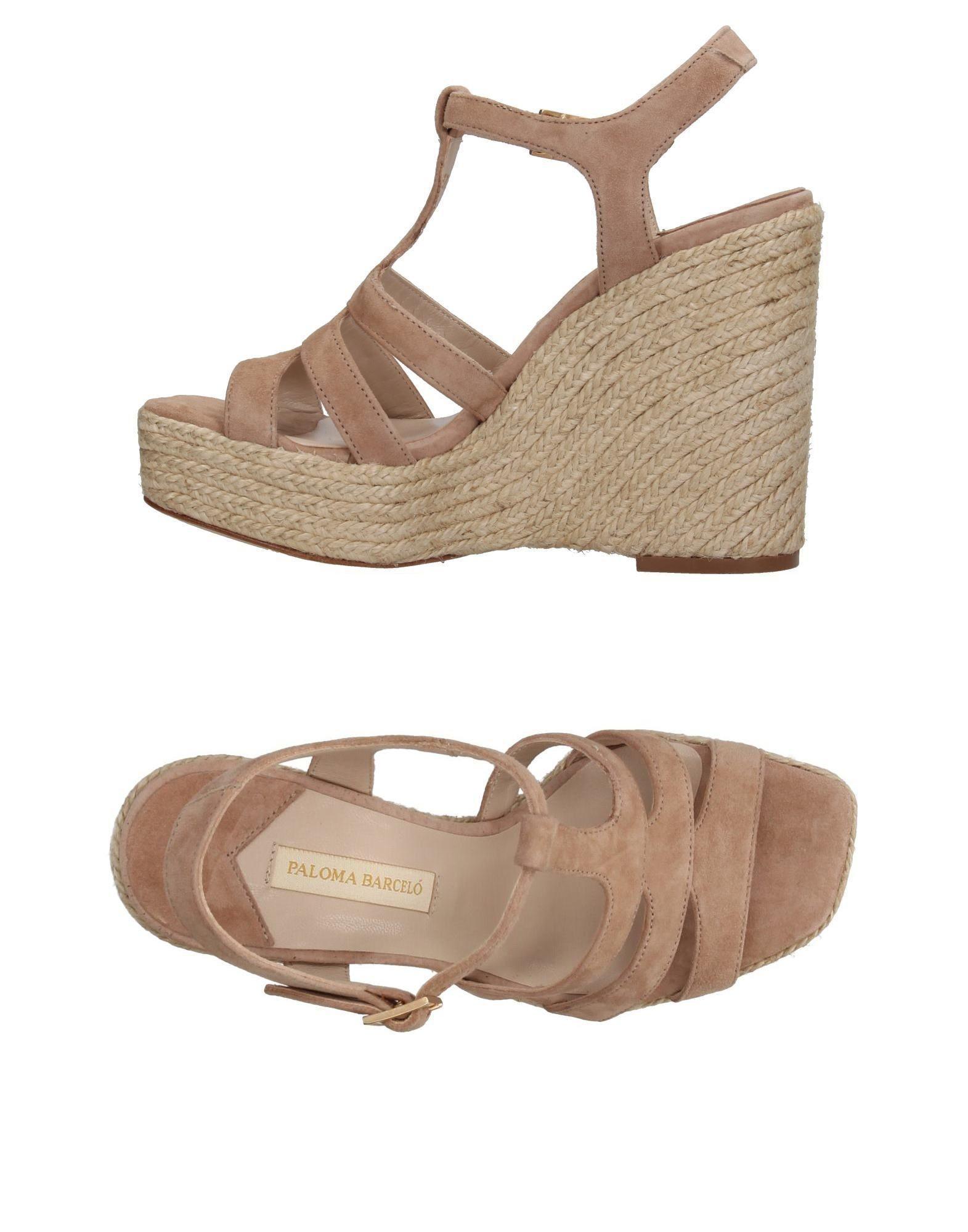 03acae2e840 Paloma Barceló - Natural Sandals - Lyst. View fullscreen