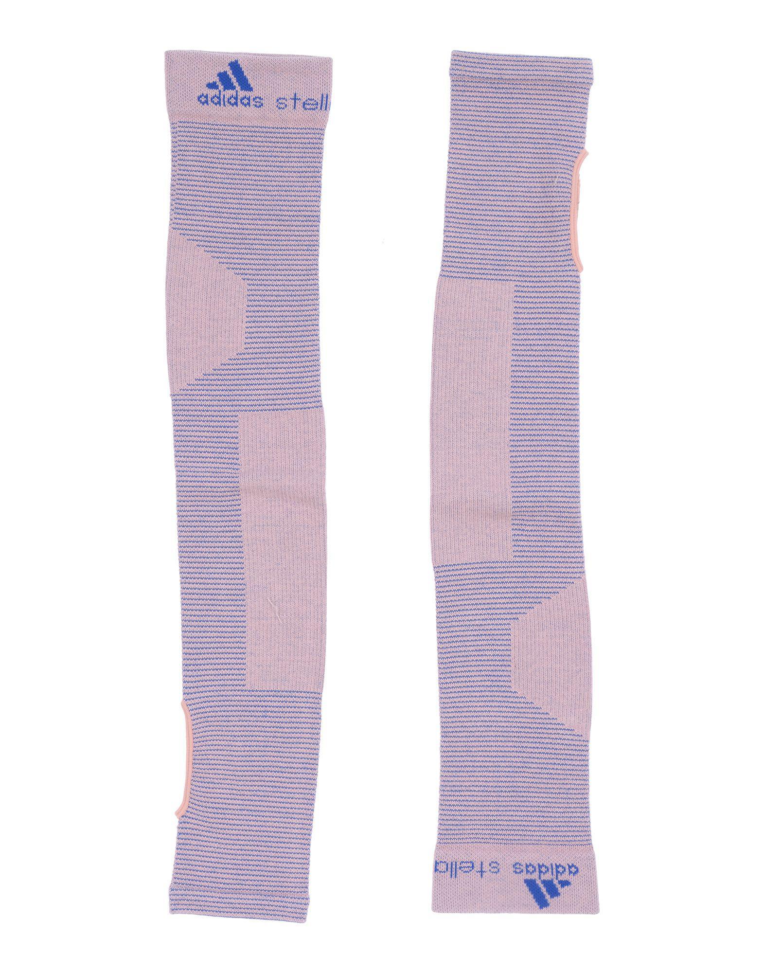 Lyst - Botas altas adidas By Stella McCartney de color Rosa 08a330ba4e3