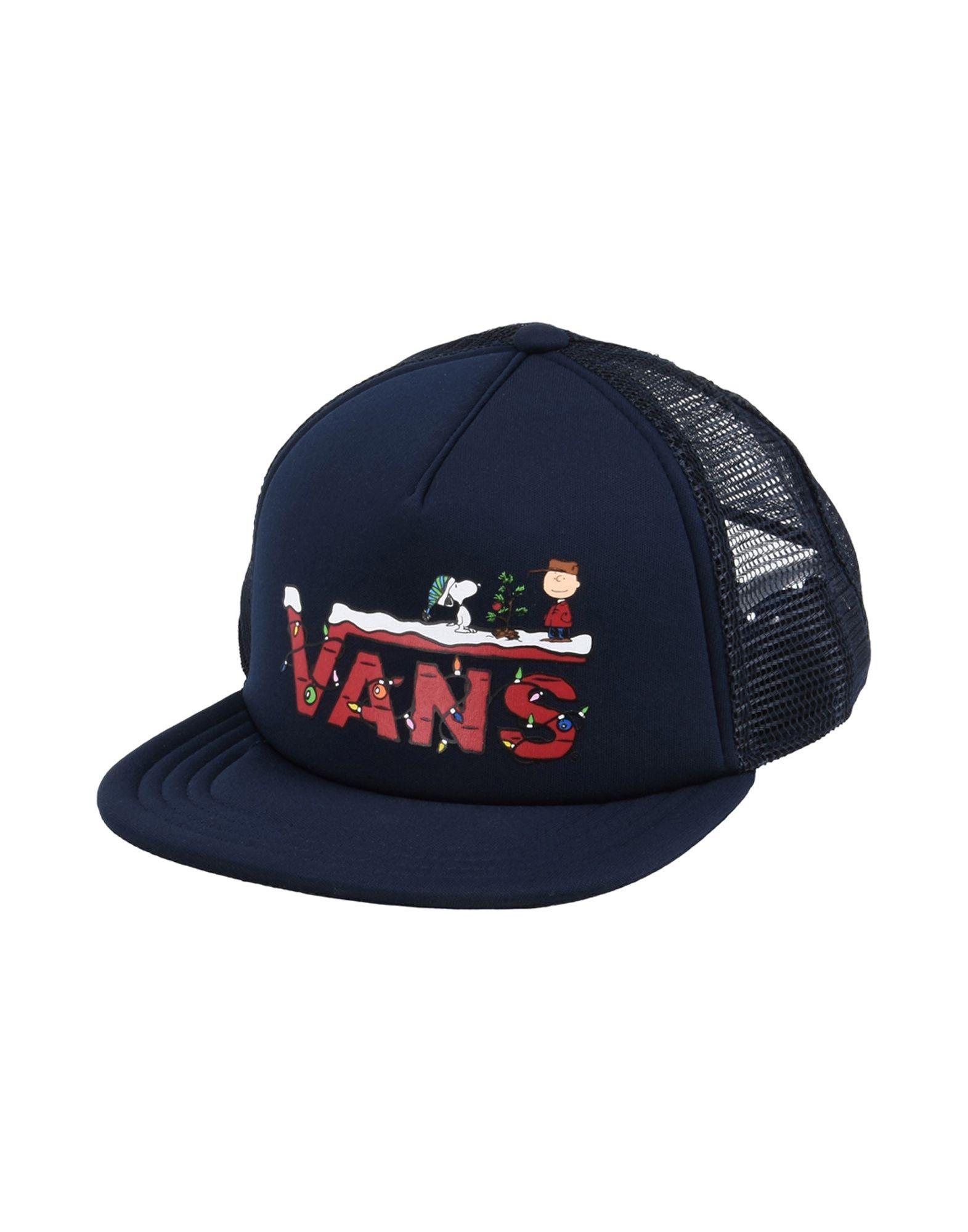Vans - Blue Hat for Men - Lyst. View fullscreen 2b0e24a4b36b