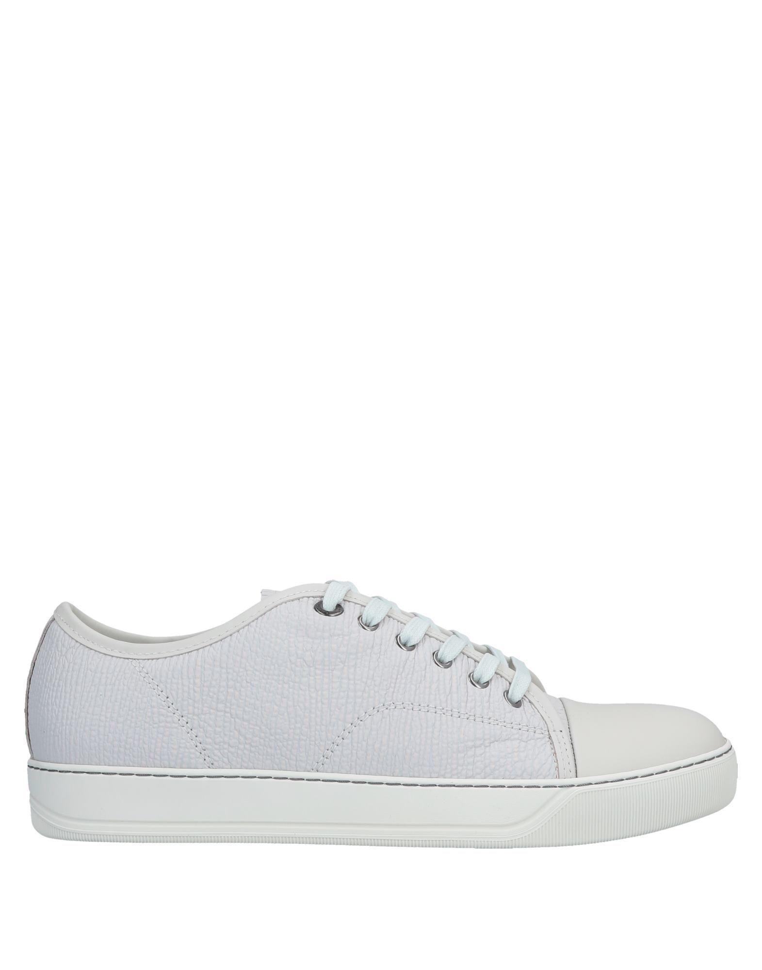 73ef4359976 Lyst - Lanvin Low-tops   Sneakers in White for Men