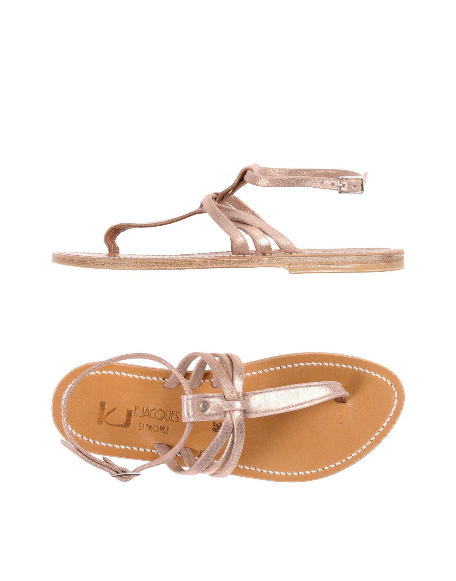 FOOTWEAR - Toe post sandals K.Jacques hNTsQrvOv