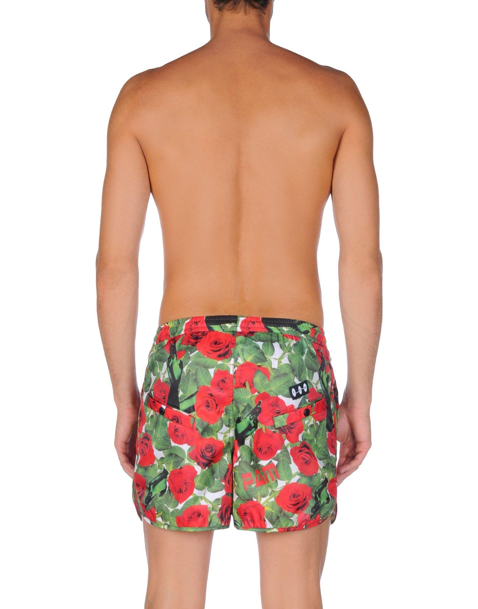 SWIMWEAR - Swimming trunks P.A.M. PERKS AND MINI Finishline Cheap Price Manchester wuV3AH