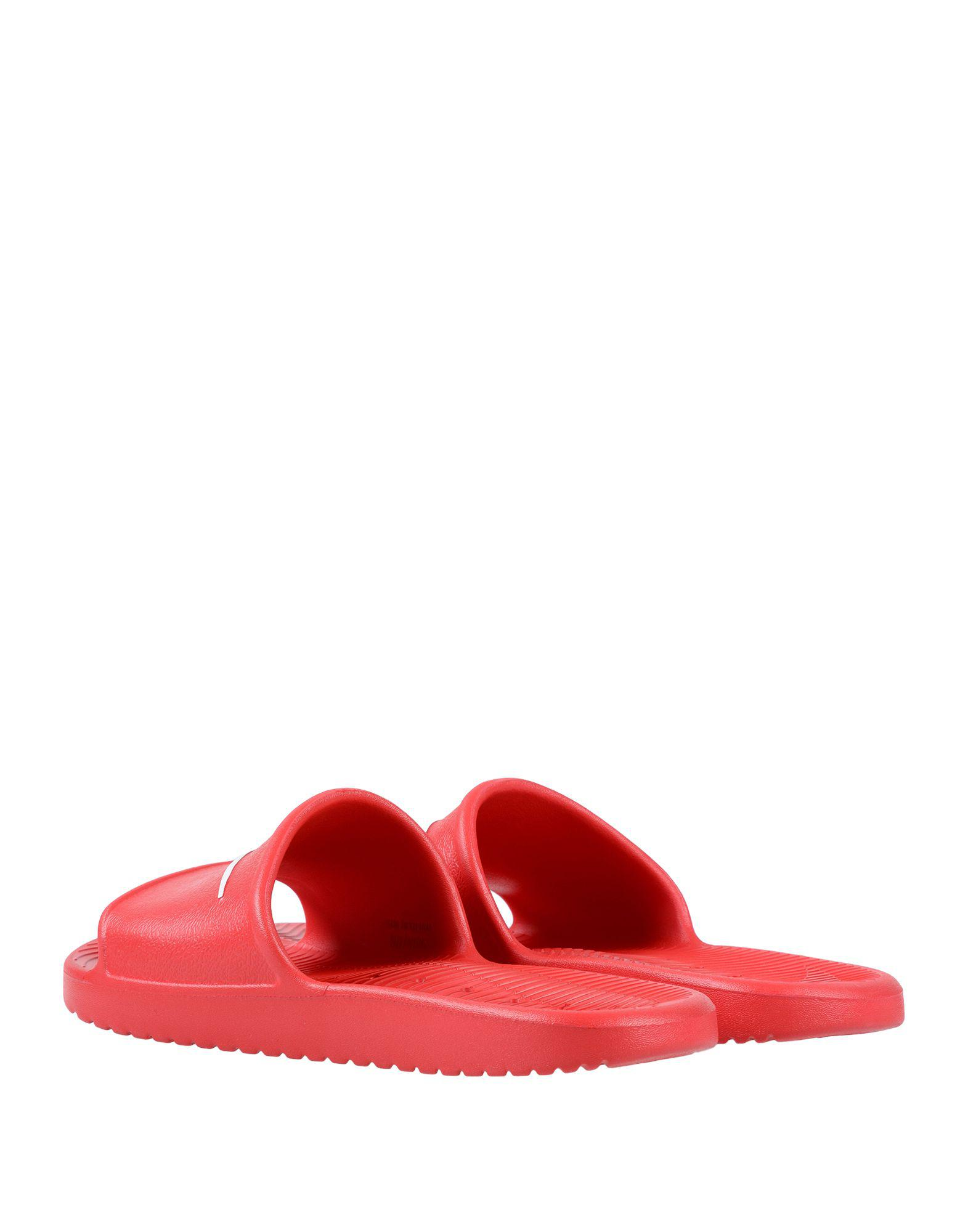 cf554489d47e Nike Sandals in Red for Men - Lyst