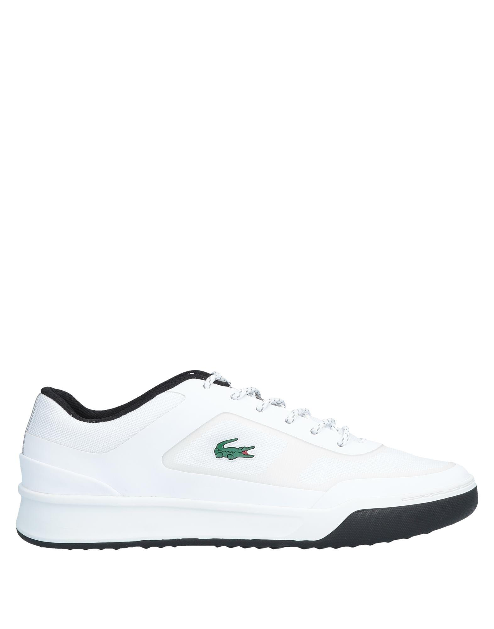 5e74382b1 Lyst - Lacoste Low-tops   Sneakers in White for Men
