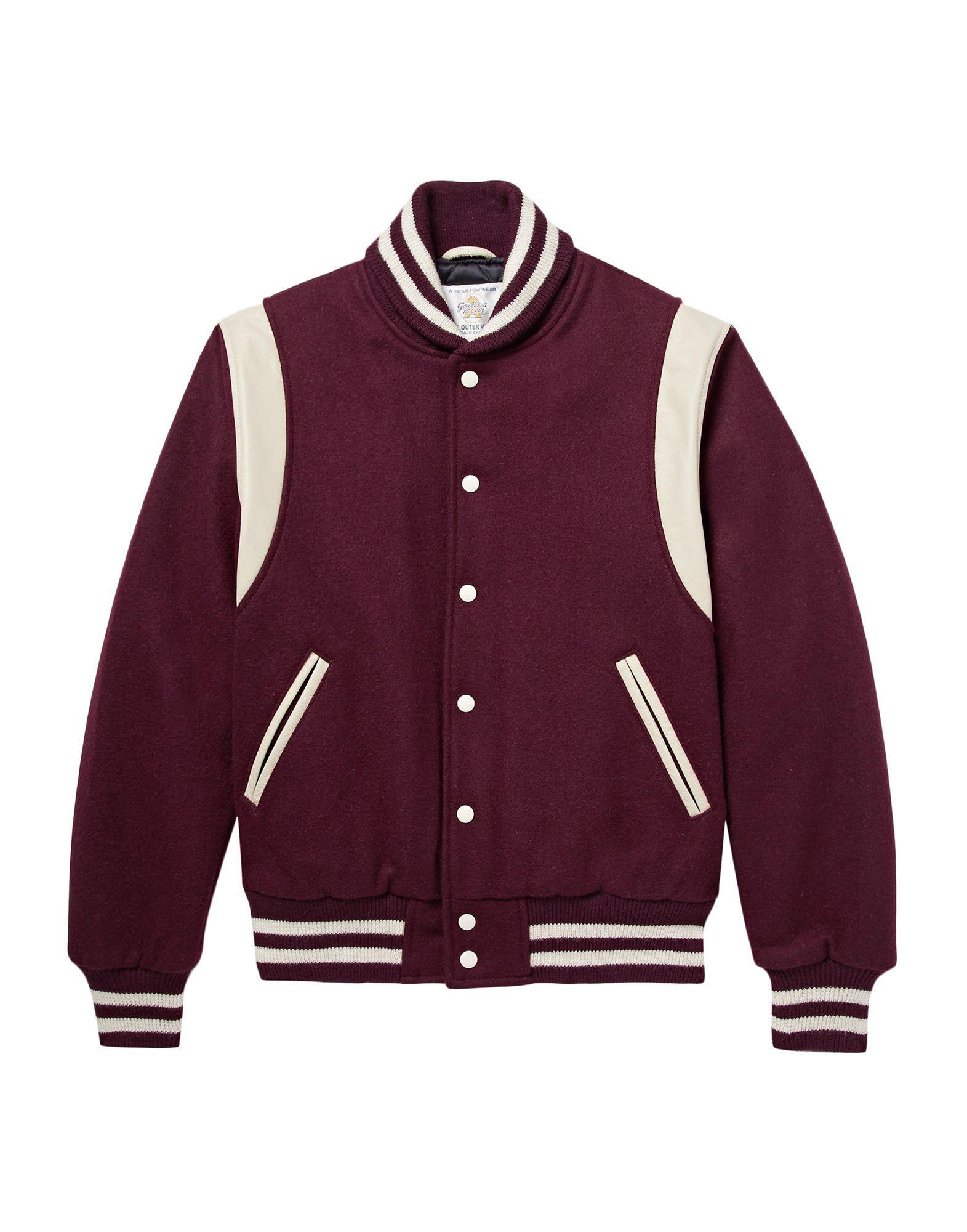 b7422feae87f Golden Bear Jacket in Purple for Men - Lyst