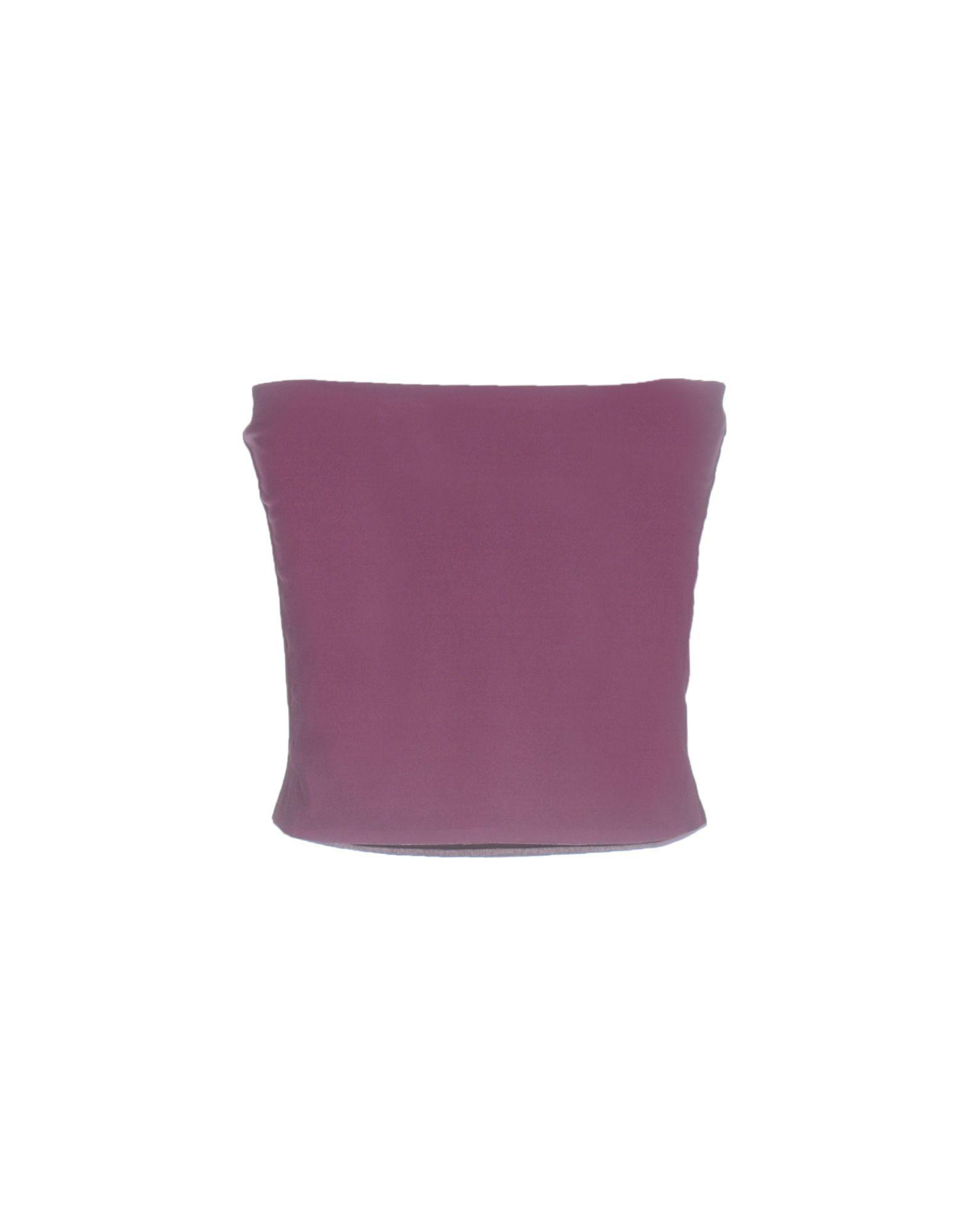 754fe855813 Lyst - Von Vonni Tube Top in Purple