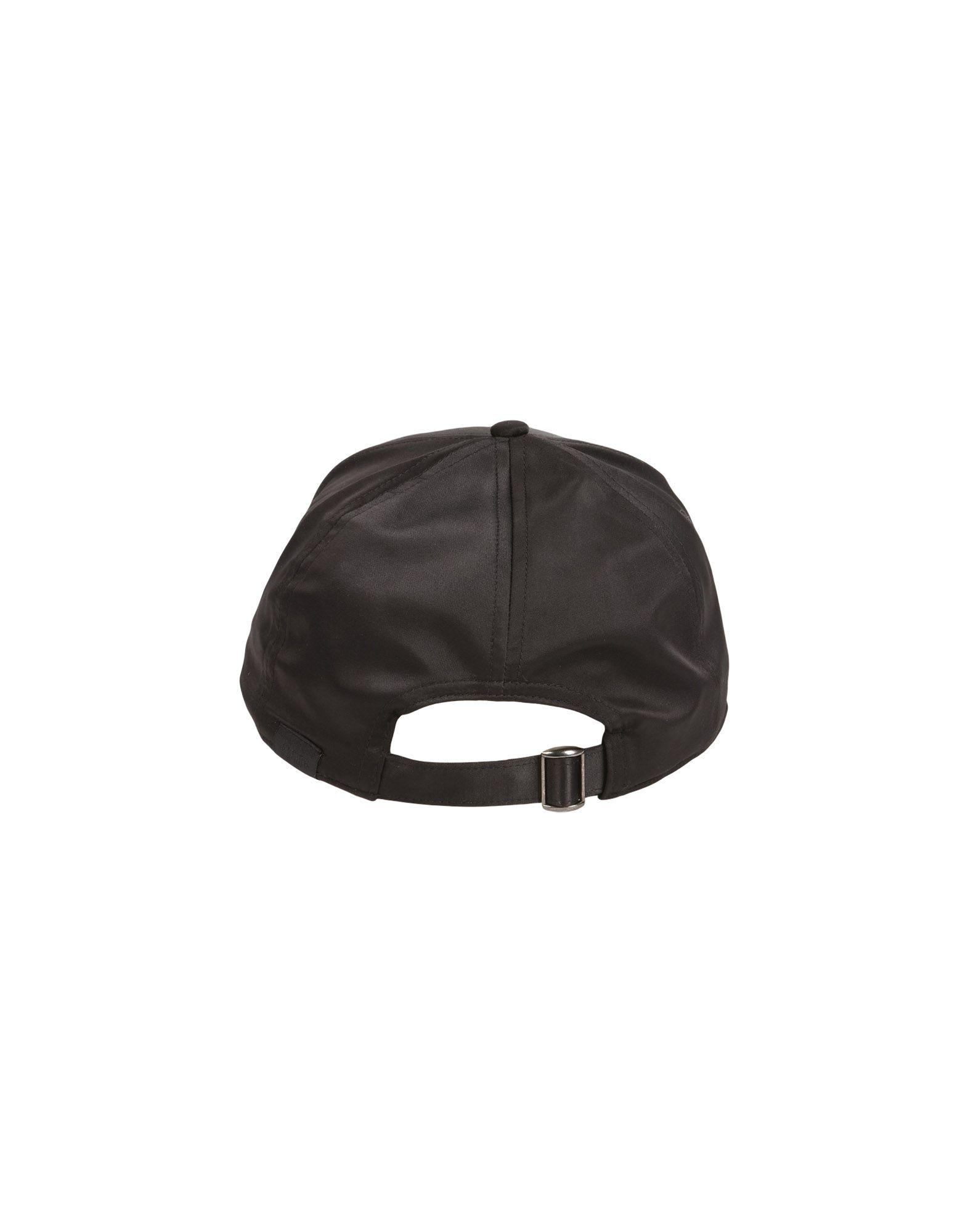 a24f566132821 Lyst - PUMA Hat in Black