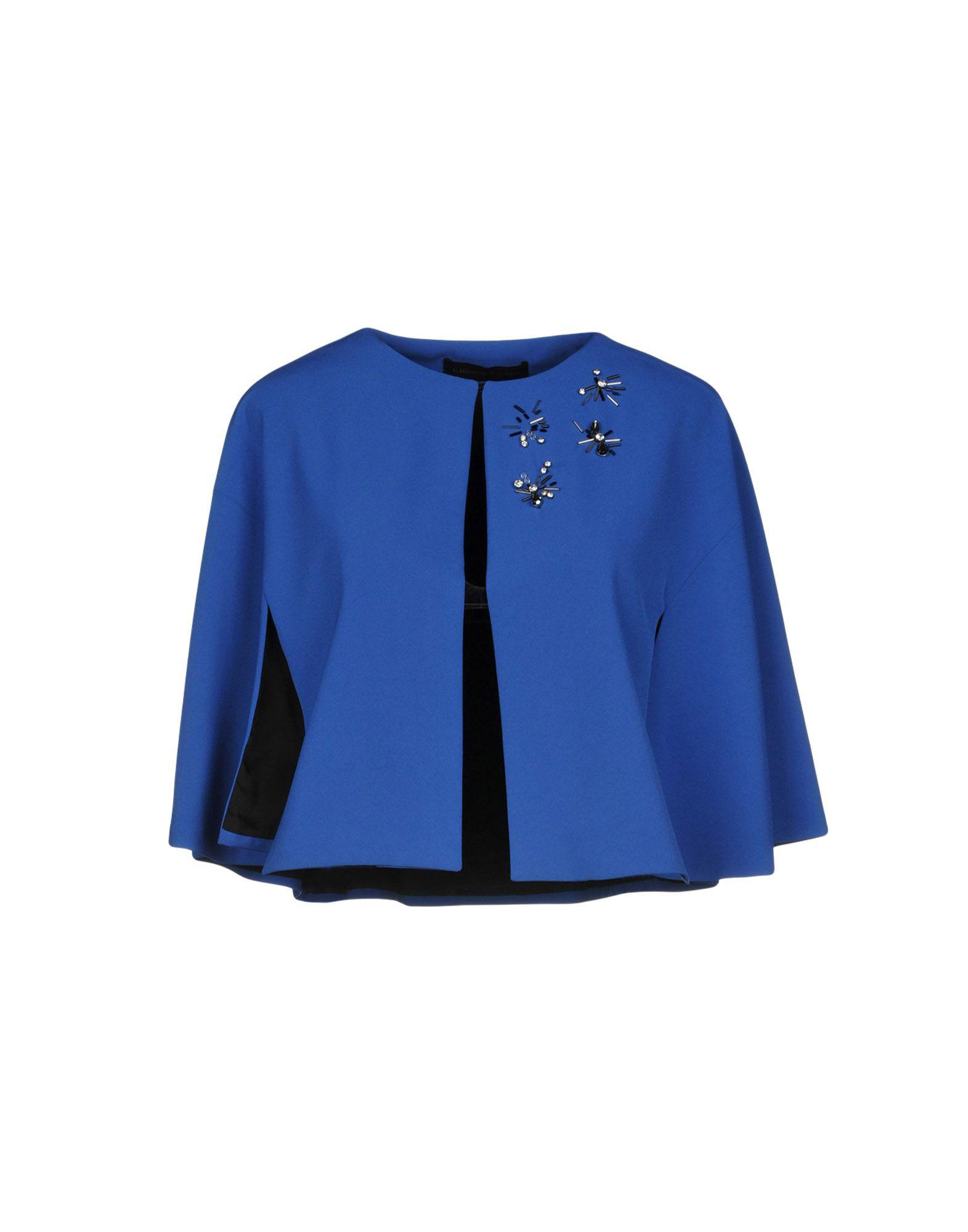 COATS & JACKETS - Capes & ponchos Alessandro Dell´Acqua Cheap Recommend Clearance Comfortable New Cheap Online From China Low Shipping Fee Clearance Low Cost FcMwH8ons