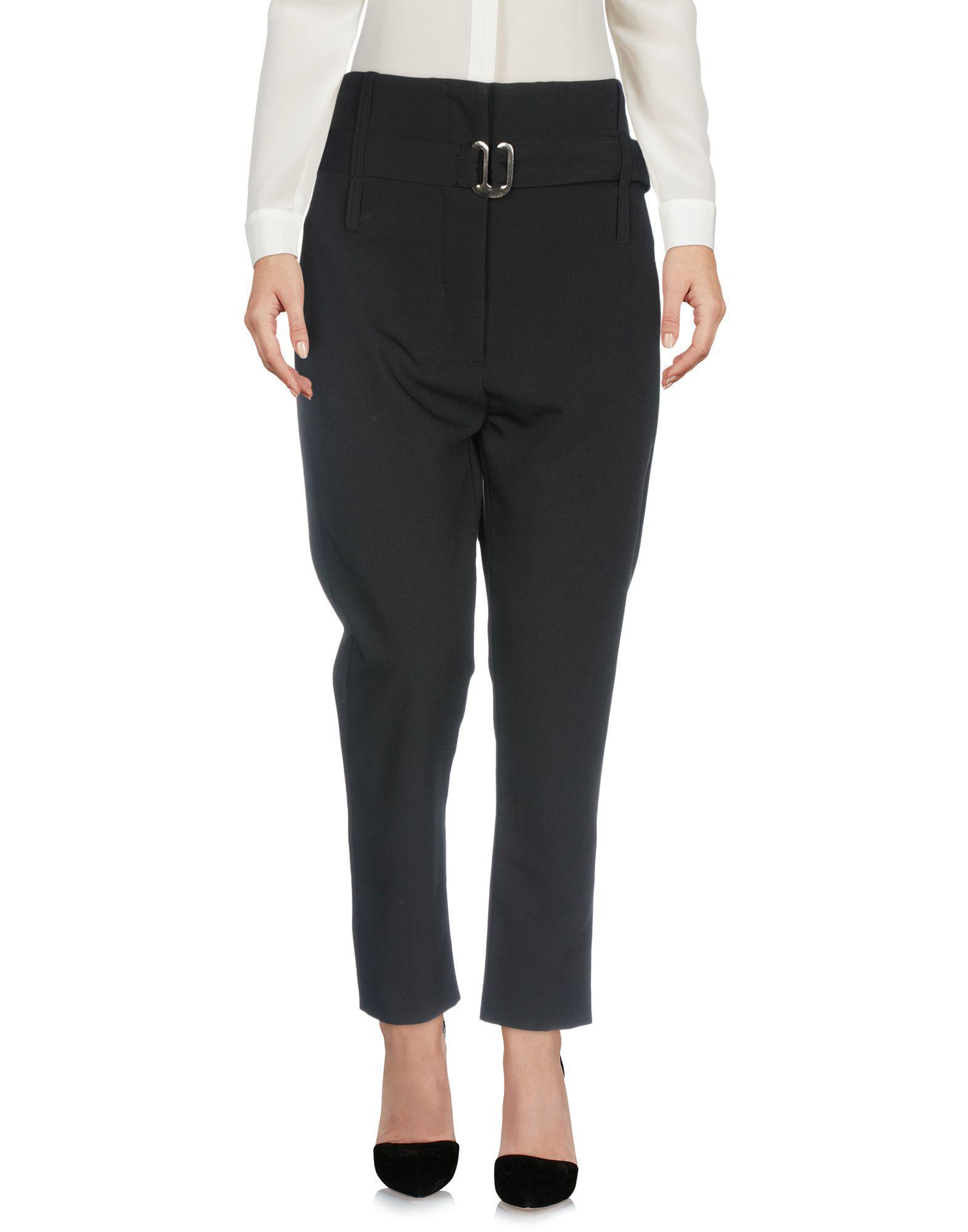TROUSERS - Casual trousers Malloni mL8ezgv