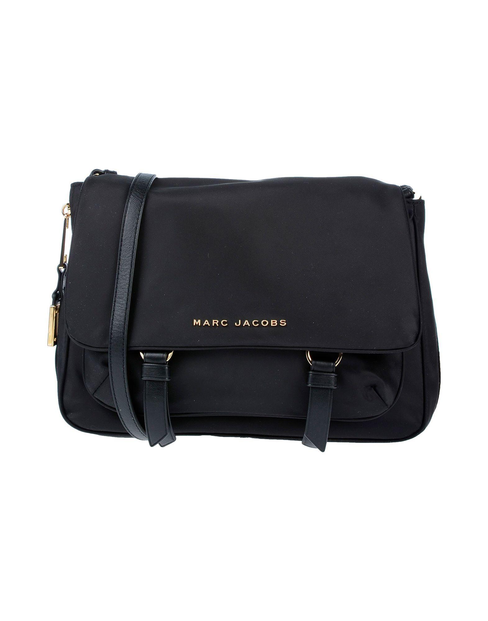 8076be2ed755 Marc Jacobs - Black Cross-body Bag - Lyst. View fullscreen