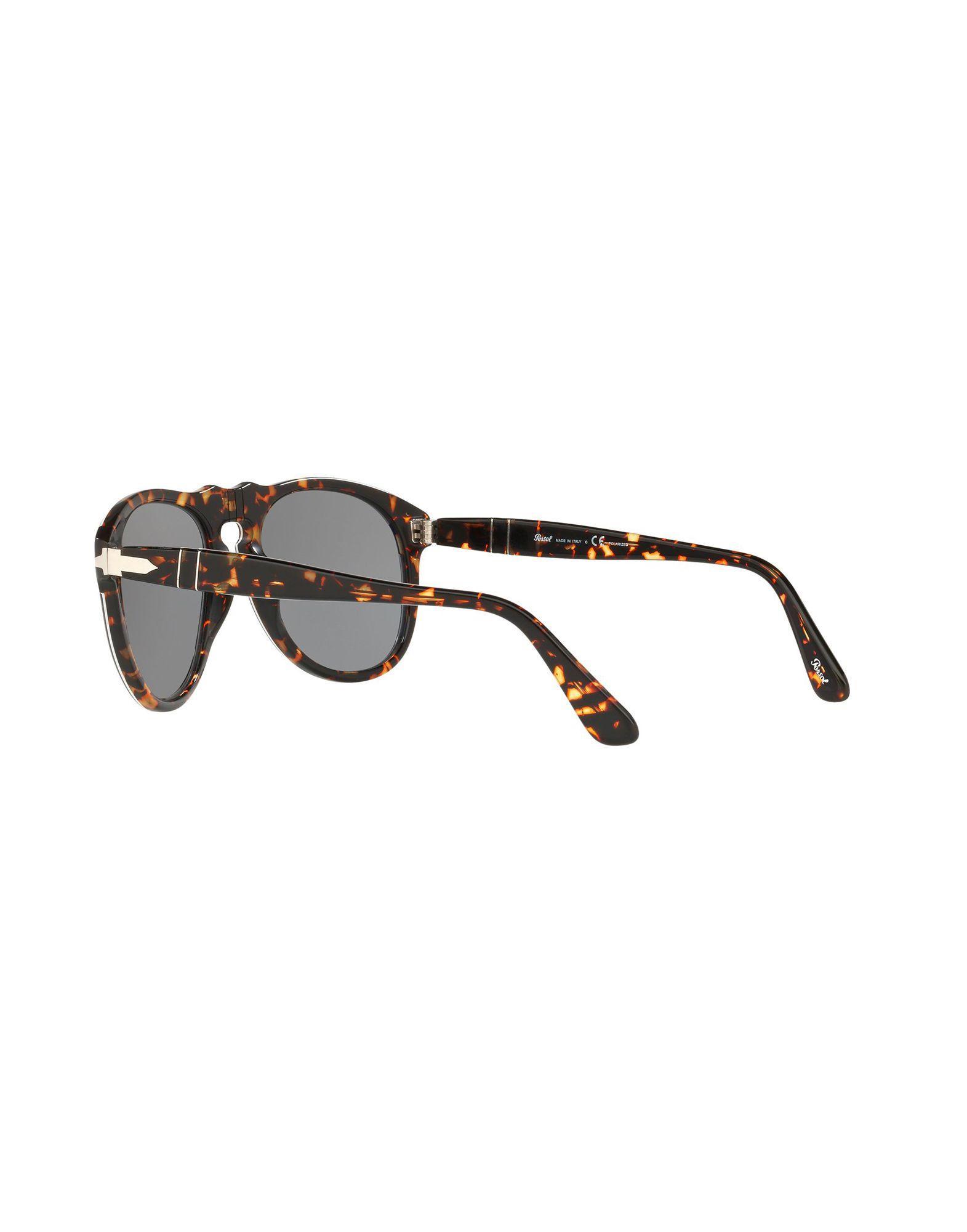 136eeb7776f6f Persol Sunglasses in Black for Men - Lyst