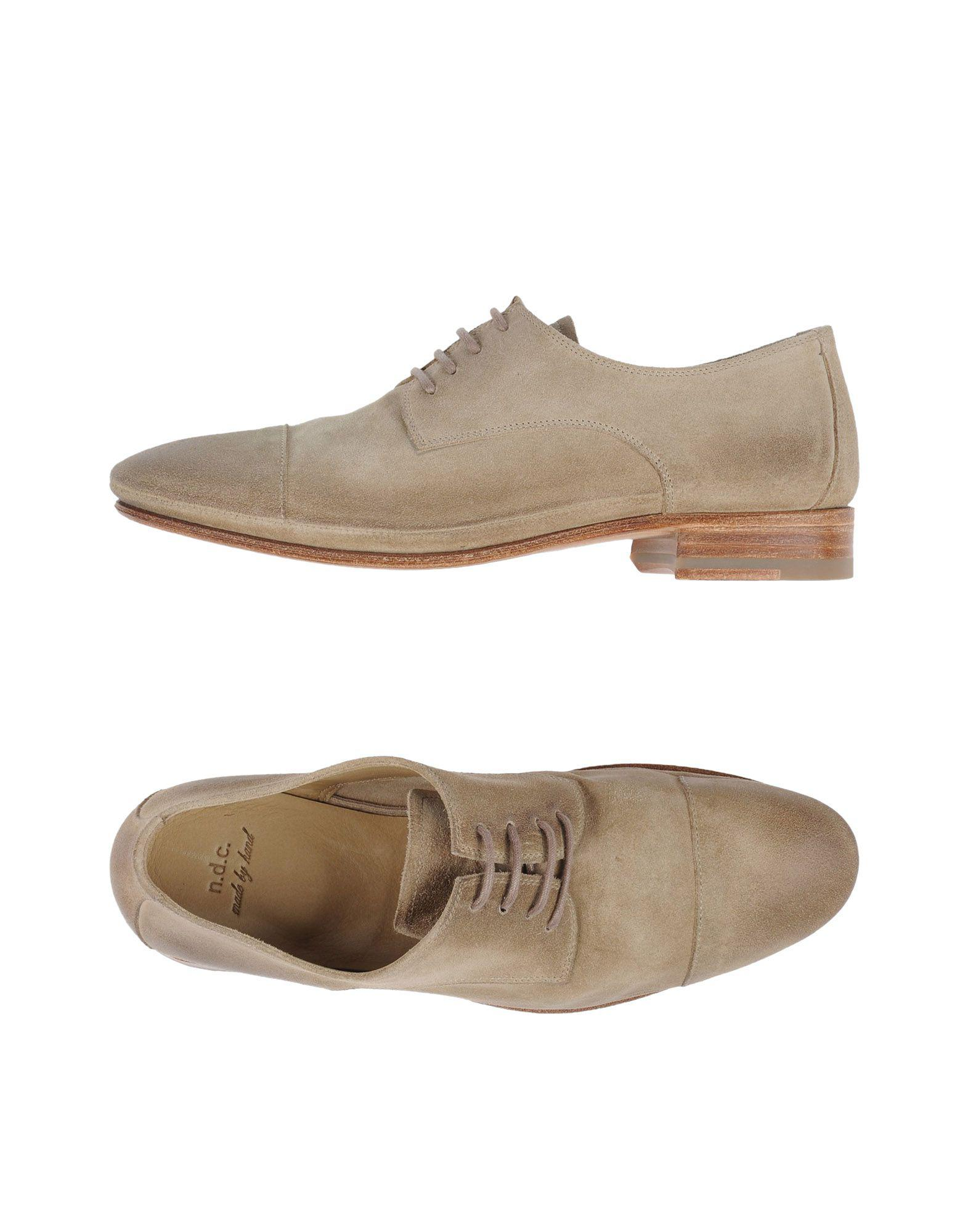 Low Cost N D C Made By Hand Women Laced Shoes Laced Shoes N D C Made By Hand womens Light grey N D C MADE BY HAND Womens Laced shoes