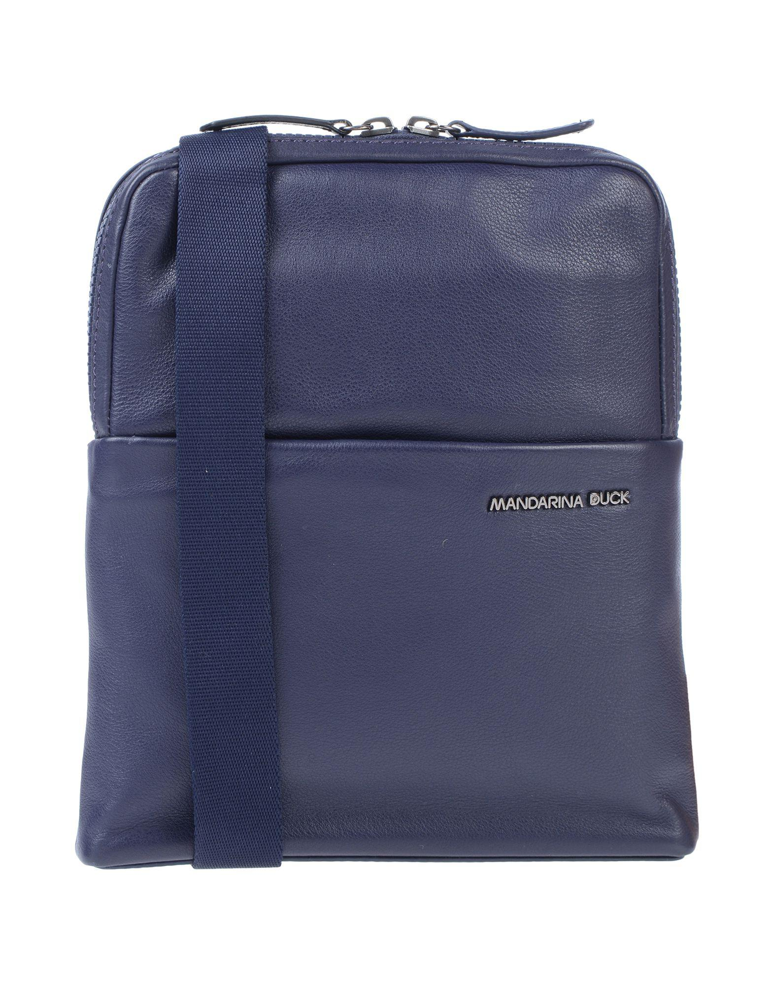 5633820f8 Mandarina Duck - Blue Bolso con bandolera for Men - Lyst. Ver en pantalla  completa