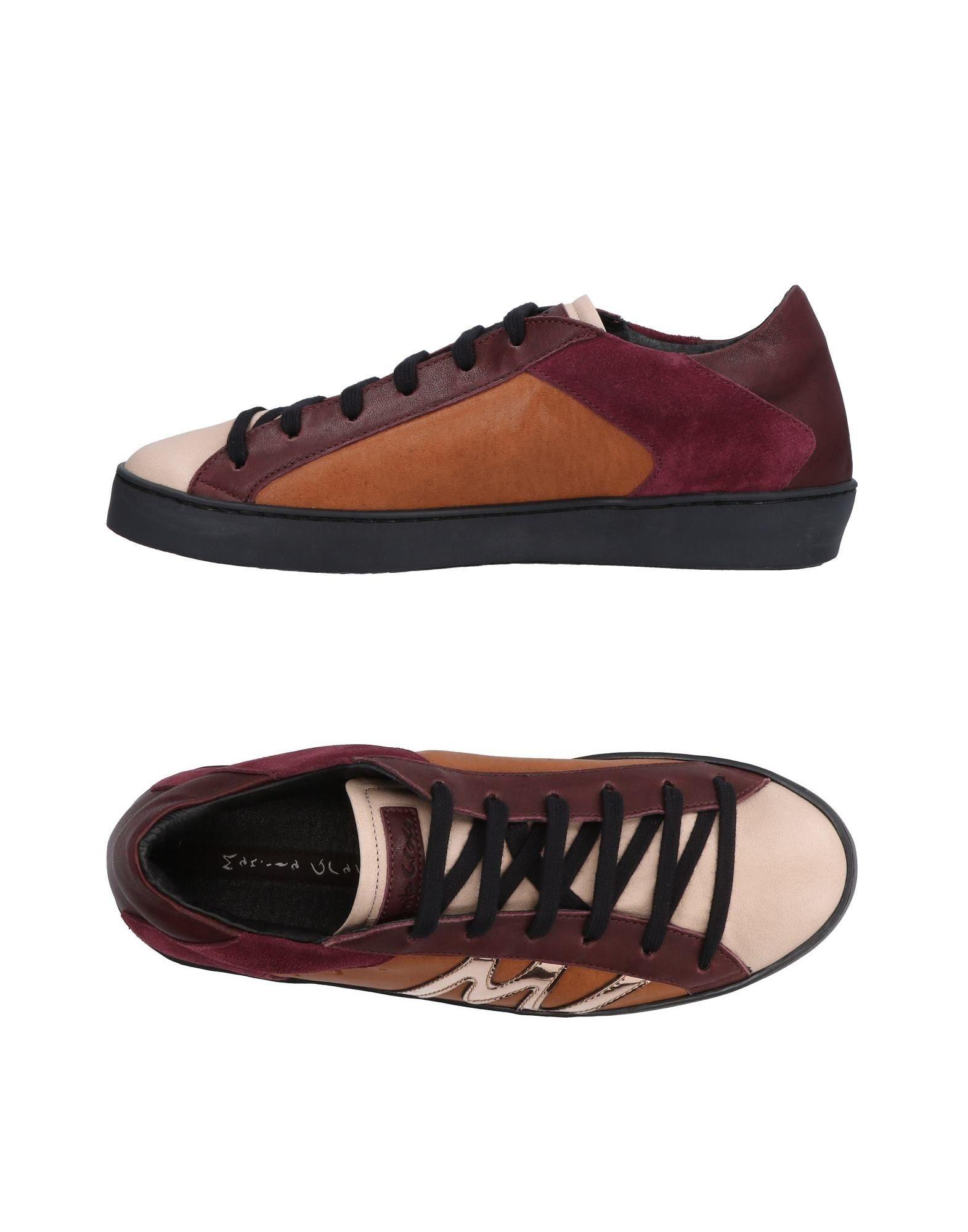 04a0261304eb0 Lyst - Manila Grace Low-tops   Sneakers in Pink