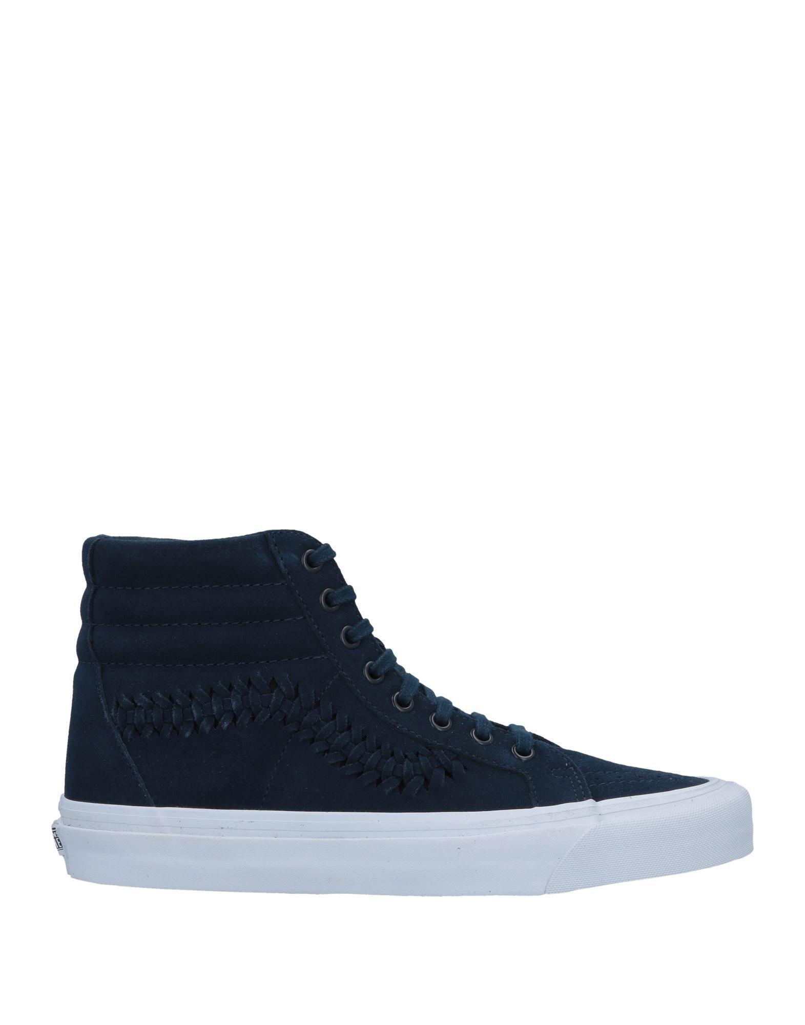 3b1d35f123 Vans High-tops   Sneakers in Blue for Men - Lyst