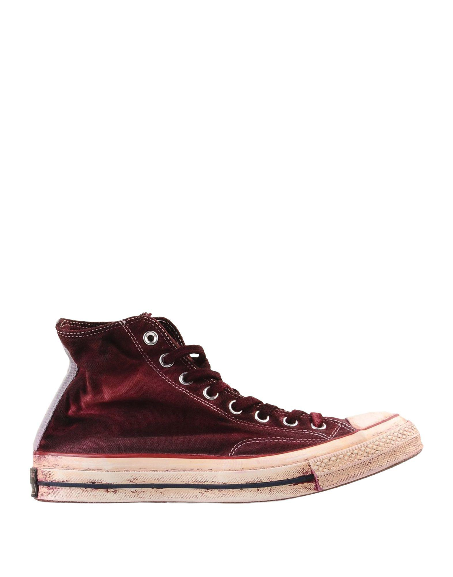 690fdb3463c2 Converse High-tops   Sneakers in Purple for Men - Lyst