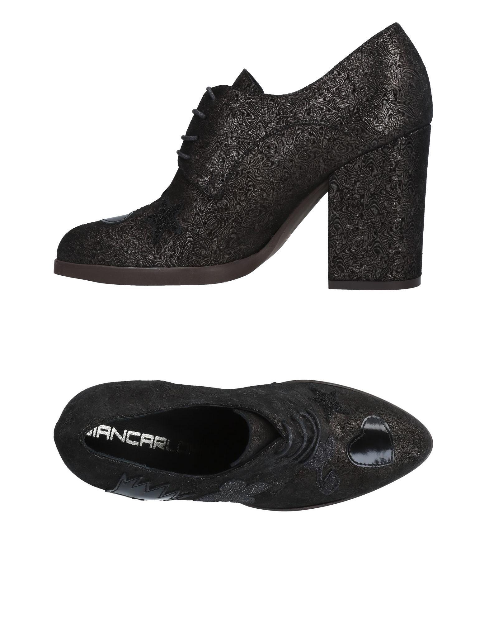 FOOTWEAR - Lace-up shoes Giancarlo Paoli 7g1ZHDD