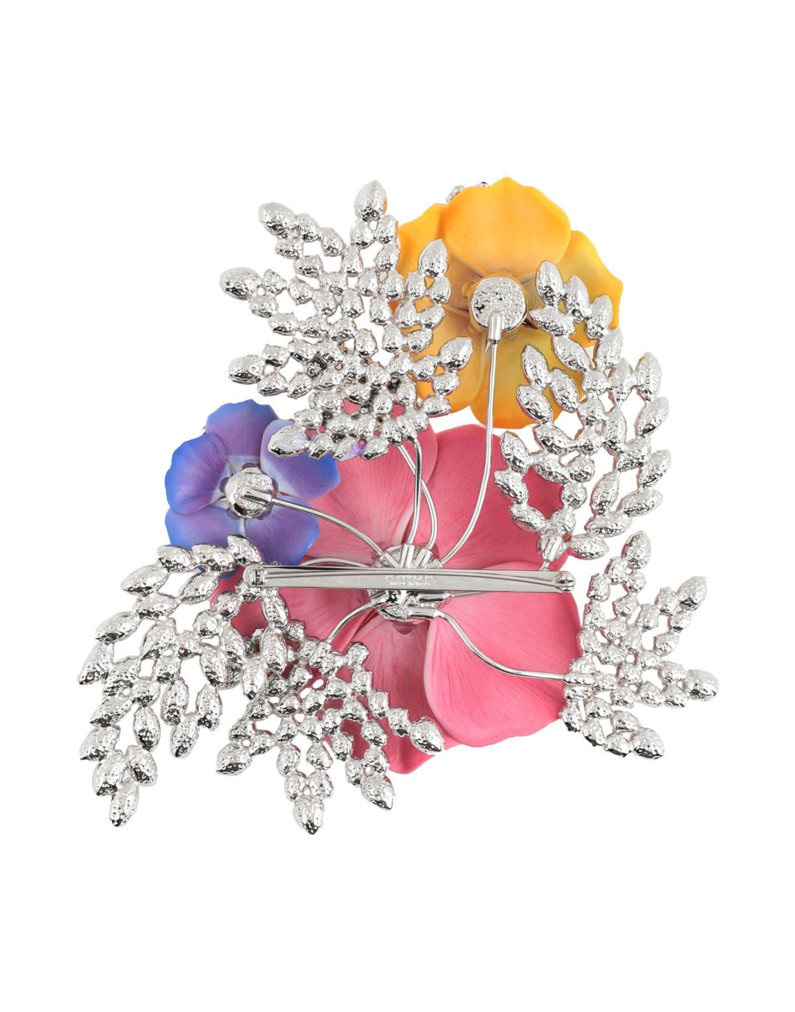 743b46239d0 Lyst - Broche DSquared² en coloris Rose