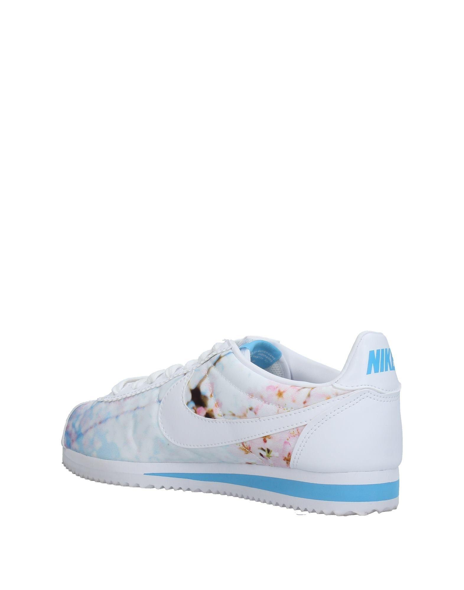 6970ff731593a Lyst - Nike Classic Cortez Cherry Blossom Leather Sneakers - Save 40%
