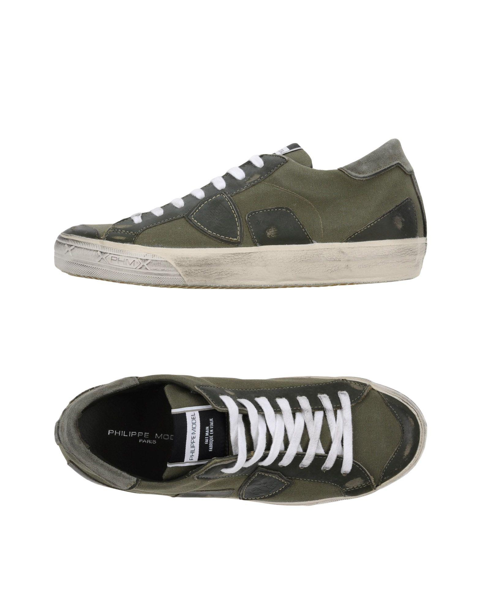 Outlet Huge Surprise Sexy Sport low-top sneakers - Green Philippe Model With Credit Card For Sale Cost Sale Online F6mcaXQoCA