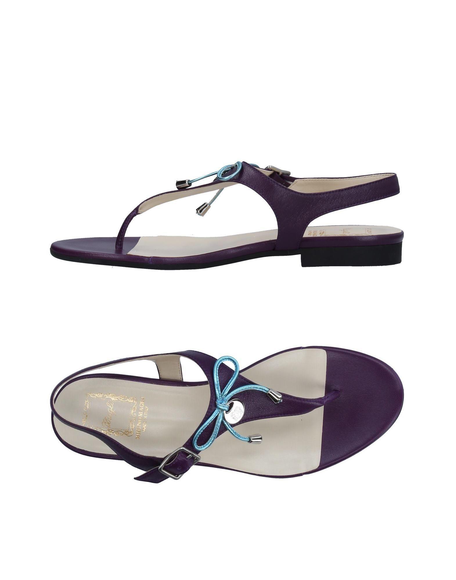 FOOTWEAR - Toe post sandals Bruno Magli muS795g