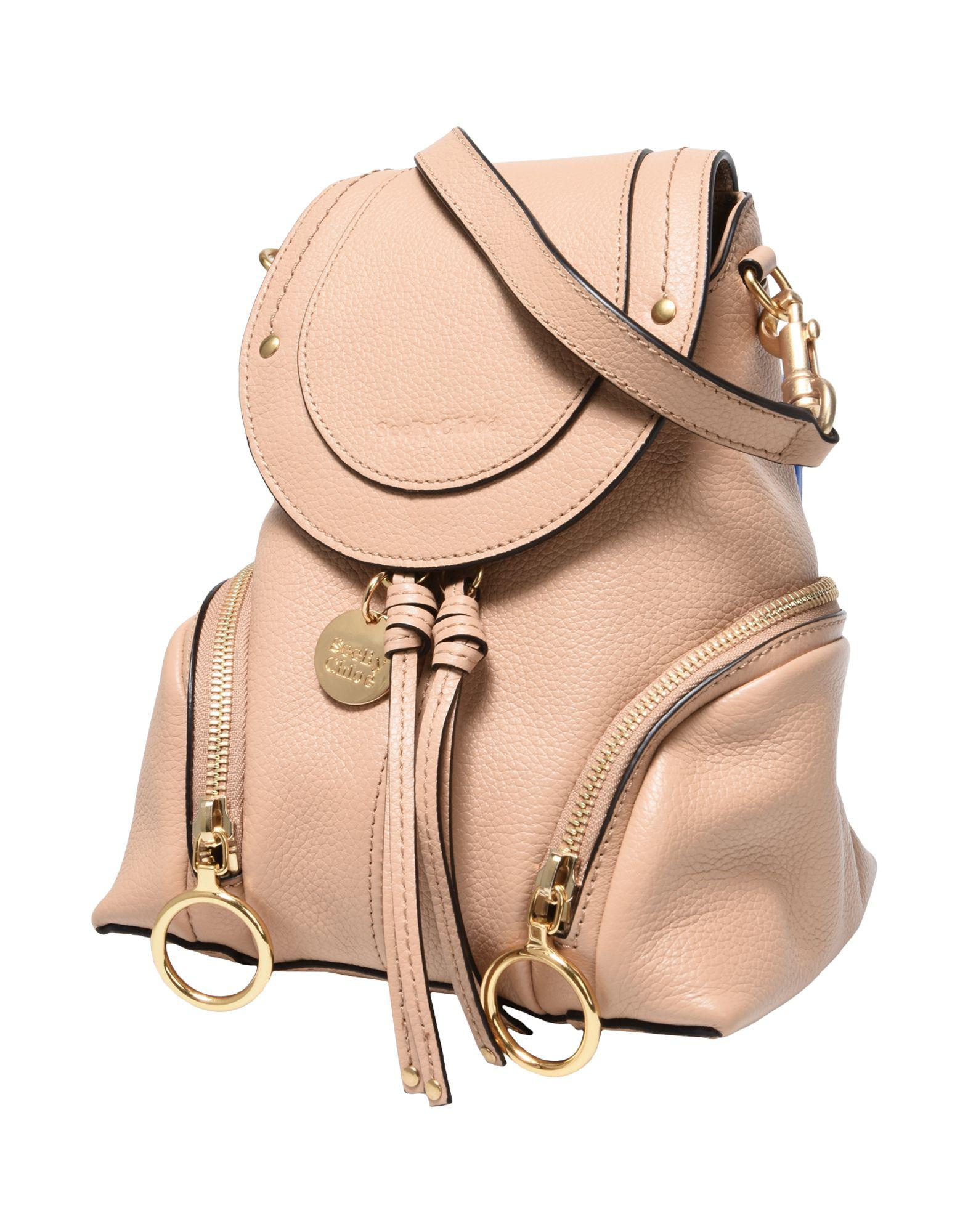 Lyst - See By Chloé Backpacks   Bum Bags in Natural 7229e6bf34adc