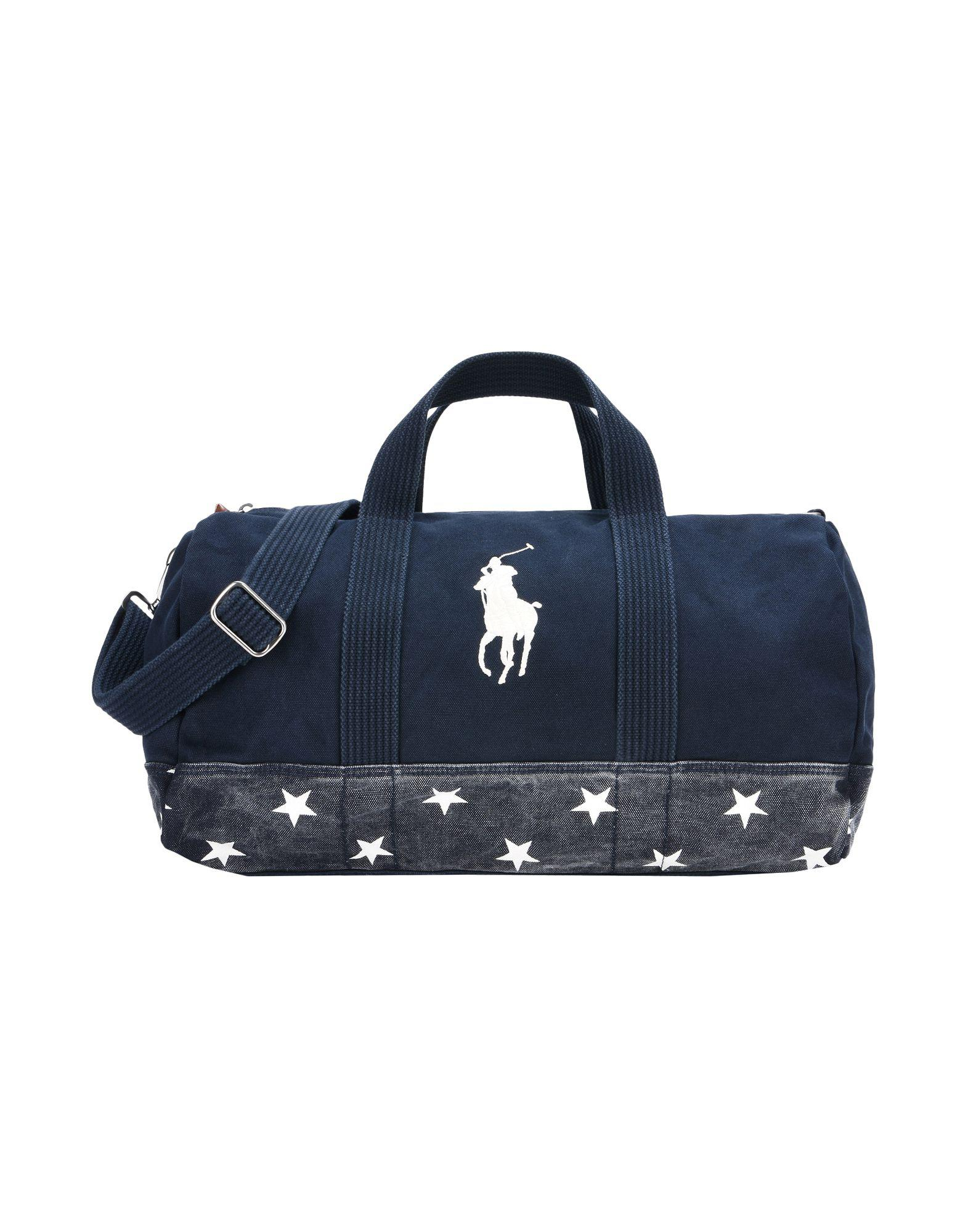 24a90fe4597 Polo Ralph Lauren Luggage in Blue for Men - Lyst