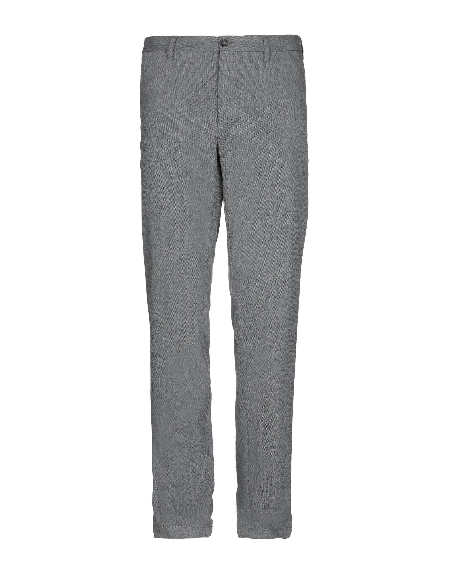 Lyst - Henry Cotton S Casual Pants in Gray for Men 96711594605