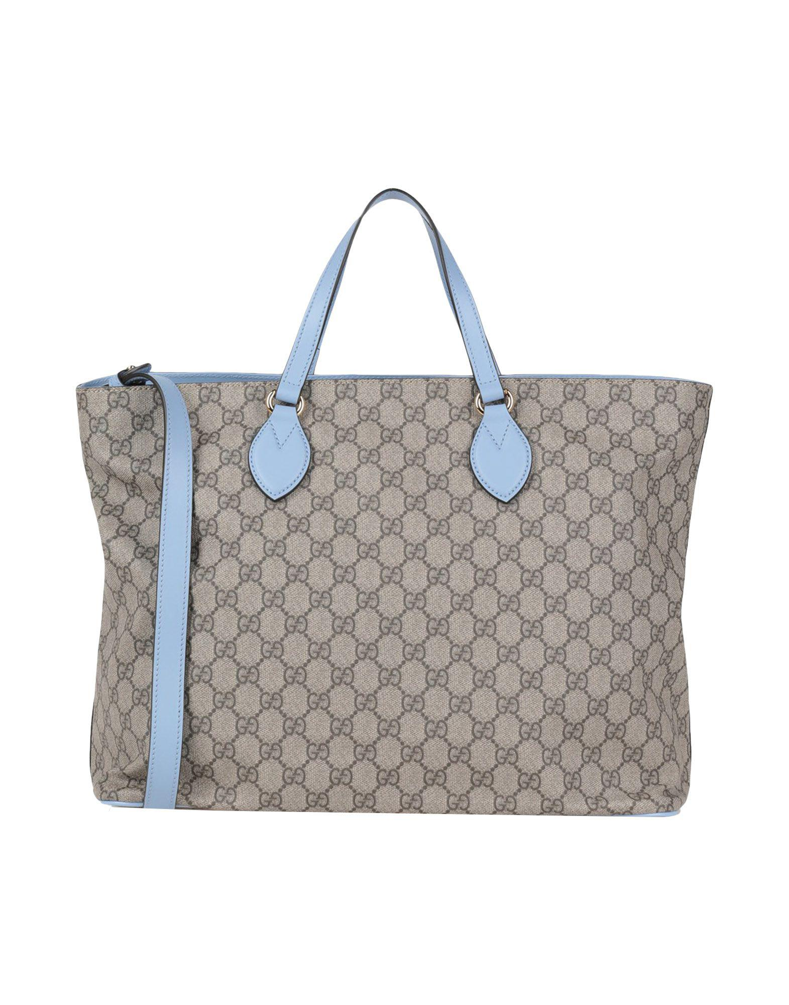 54b088462 Gucci Baby Tote Bags in Natural - Lyst