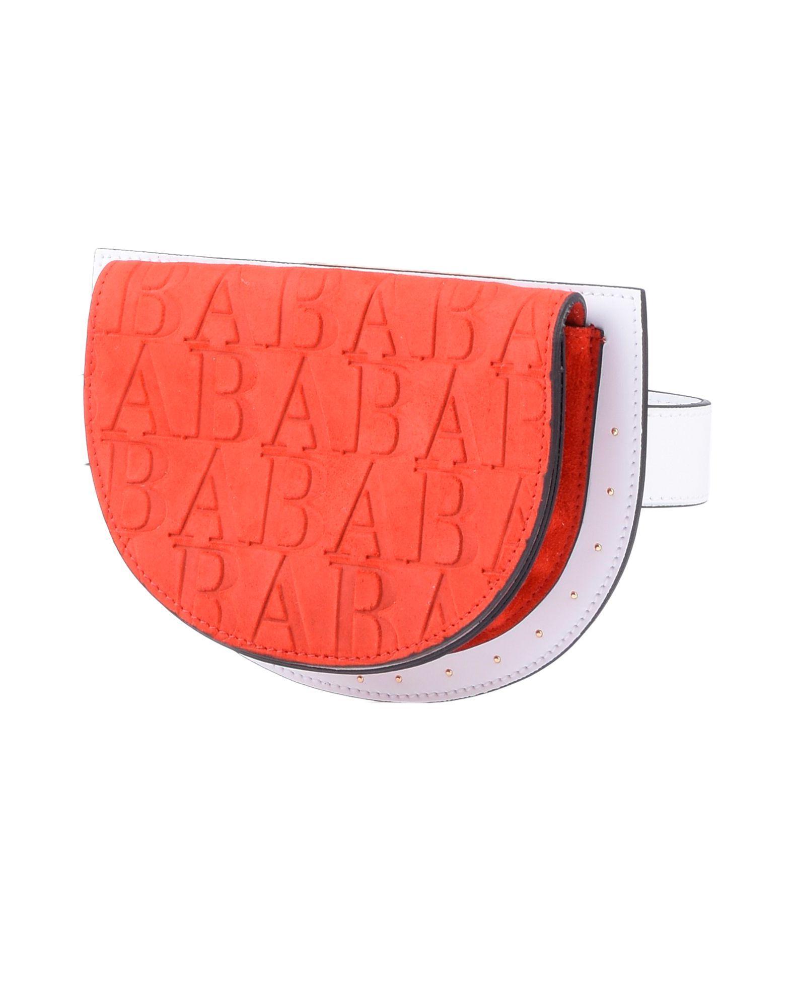 e81d431c1e Sacs à dos et bananes Ab Asia Bellucci en coloris Rouge - Lyst