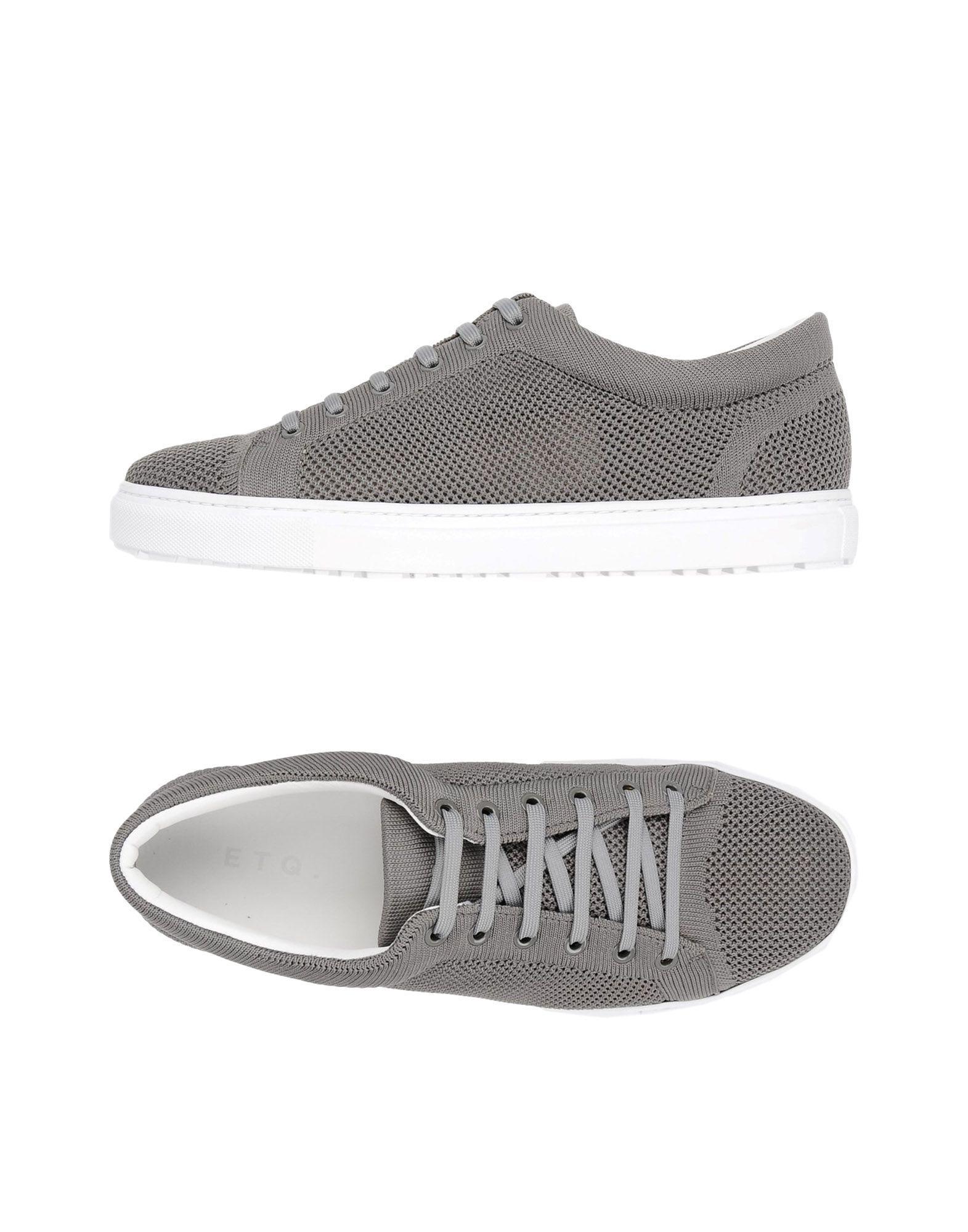 3c132c89c76 Lyst - ETQ Amsterdam Low-tops & Sneakers in Gray for Men