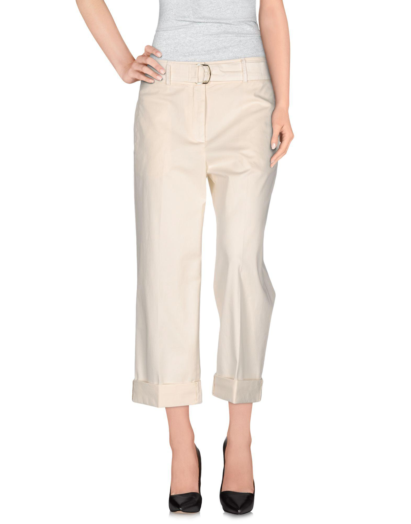 TROUSERS - 3/4-length trousers PESERICO ox4qvpo