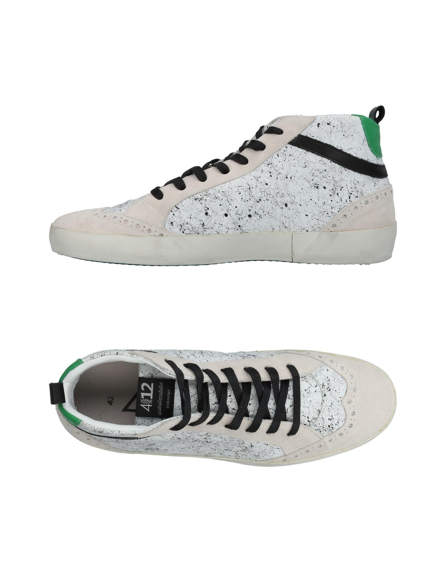FOOTWEAR - High-tops & sneakers Quattrobarradodici H2ePG3Bv