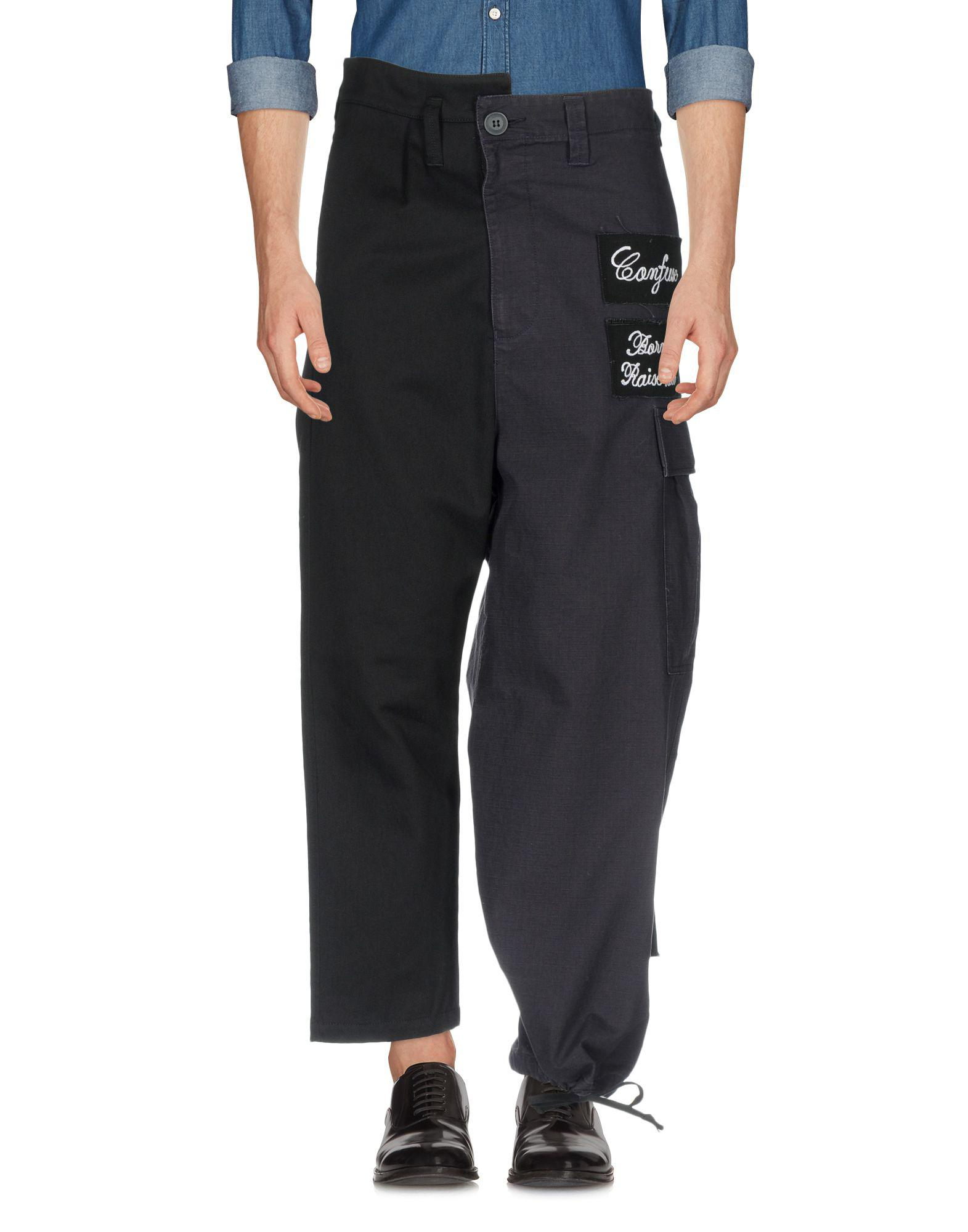 Clearance Store Cheap Price TROUSERS - Casual trousers Miharayasuhiro Cheap Sale The Cheapest Cheap Shopping Online Clearance Low Shipping Fee LF9WkkOIbC