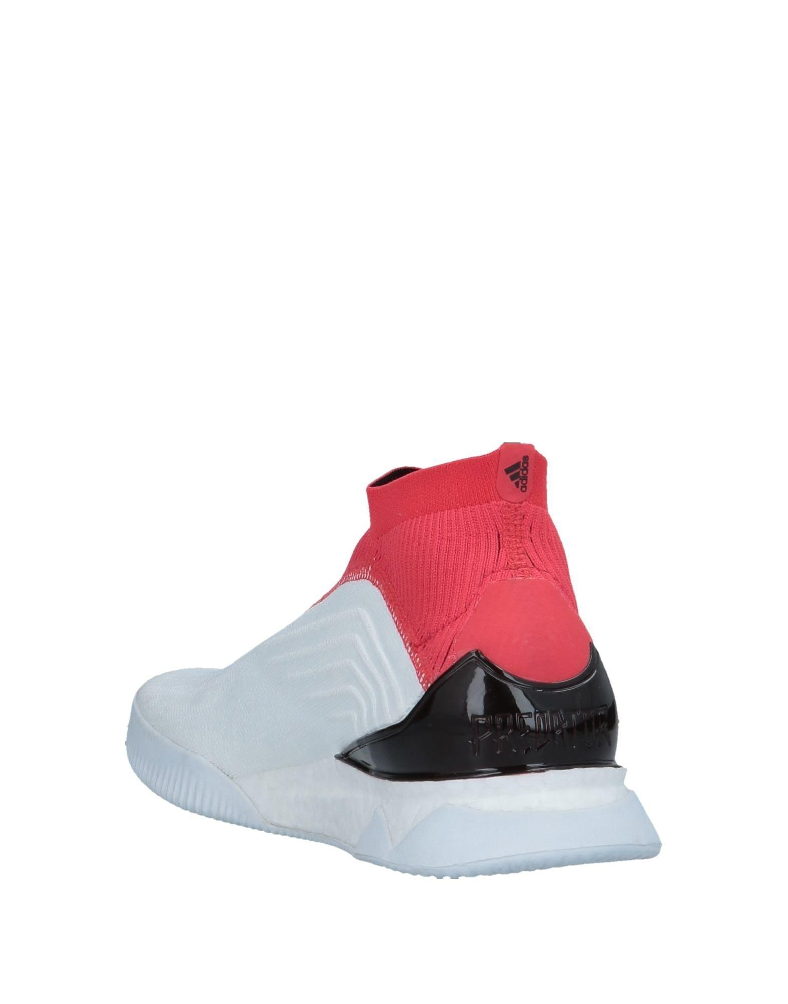 97d5208ff219 Lyst - adidas High-tops & Sneakers in White for Men