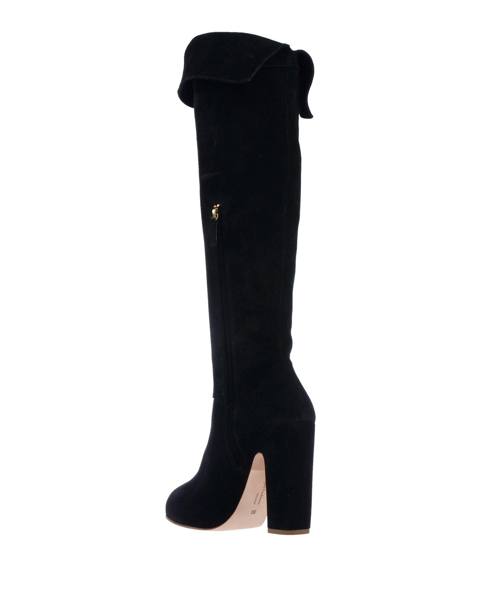 82c9626bb3c Lyst - Rupert Sanderson Boots in Black