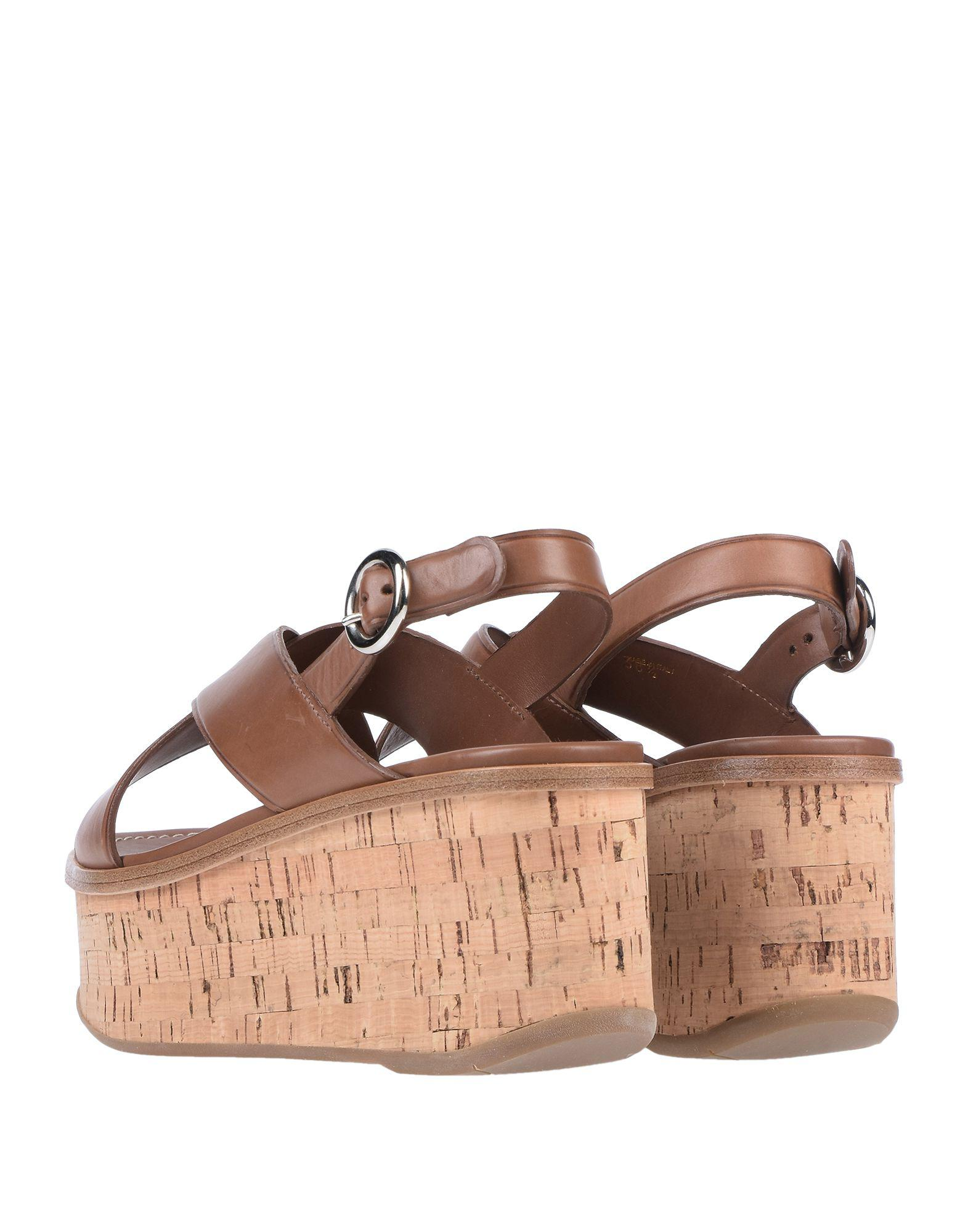 6be51dd5360 Lyst - Prada Sandals in Natural