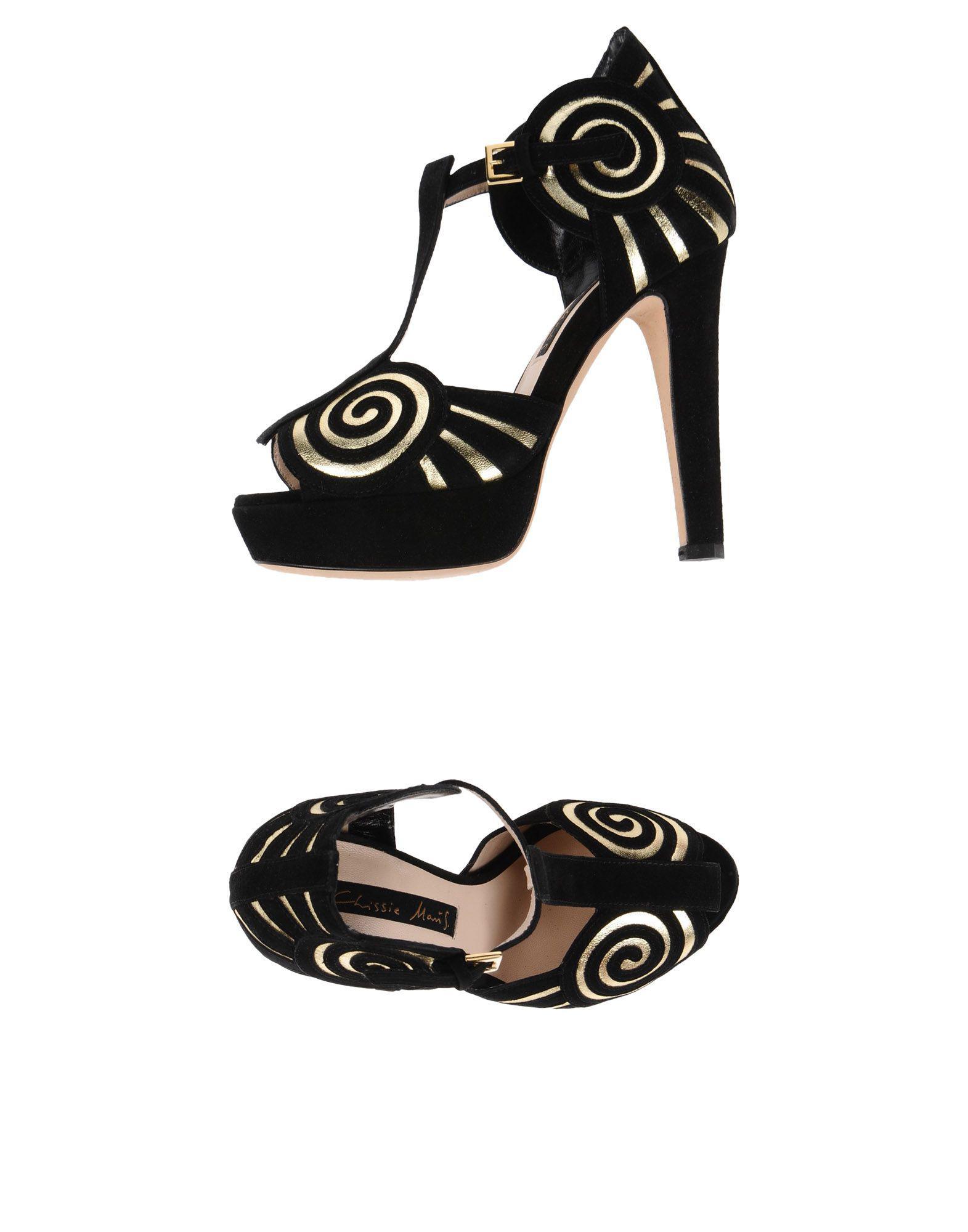 FOOTWEAR - Sandals on YOOX.COM Chrissie Morris QHm1iv